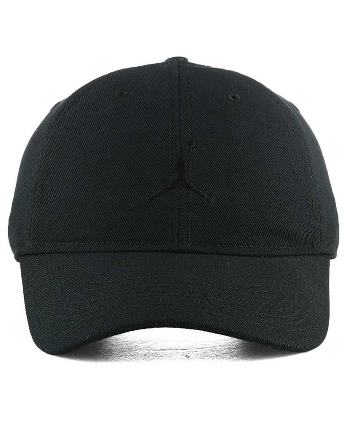 82e2d6115ca38d ... good lyst jordan floppy h86 cap in black for men 6601c 89060