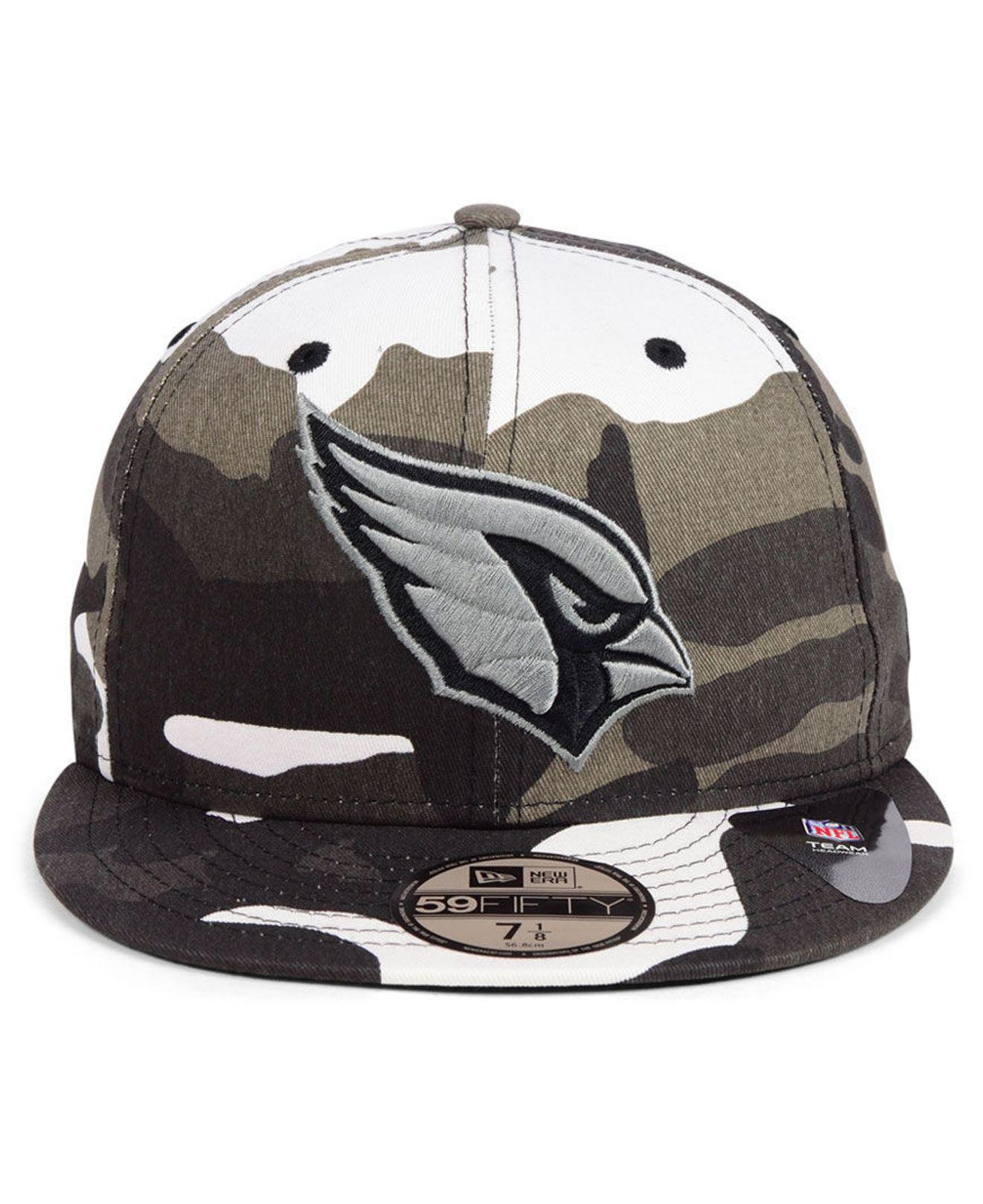 san francisco 51003 cc65f ... get lyst ktz arizona cardinals urban prism pack 59fifty fitted cap for  men 8a22a 6ce08