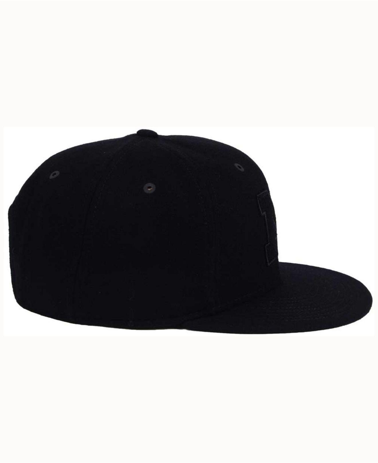 2c4a341d4fe2b ... cheap lyst nike michigan wolverines new day true snapback cap in black  c5582 e6859