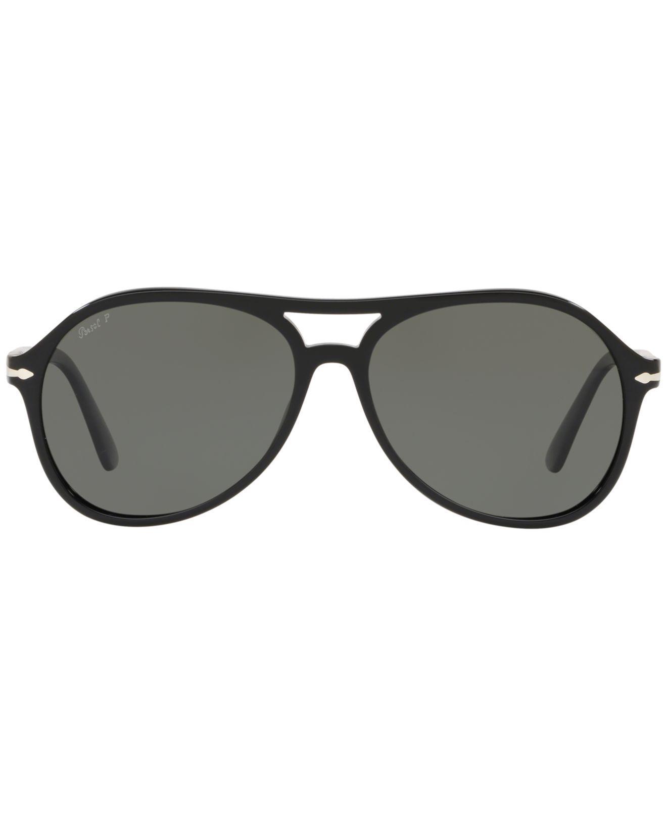 8476bb50f0 Lyst - Persol Polarized Sunglasses