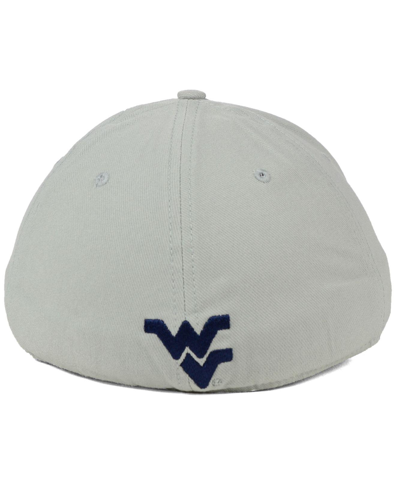 the latest 79aba b5090 ... where to buy lyst nike west virginia mountaineers classic swoosh cap in  gray 083e2 4707e