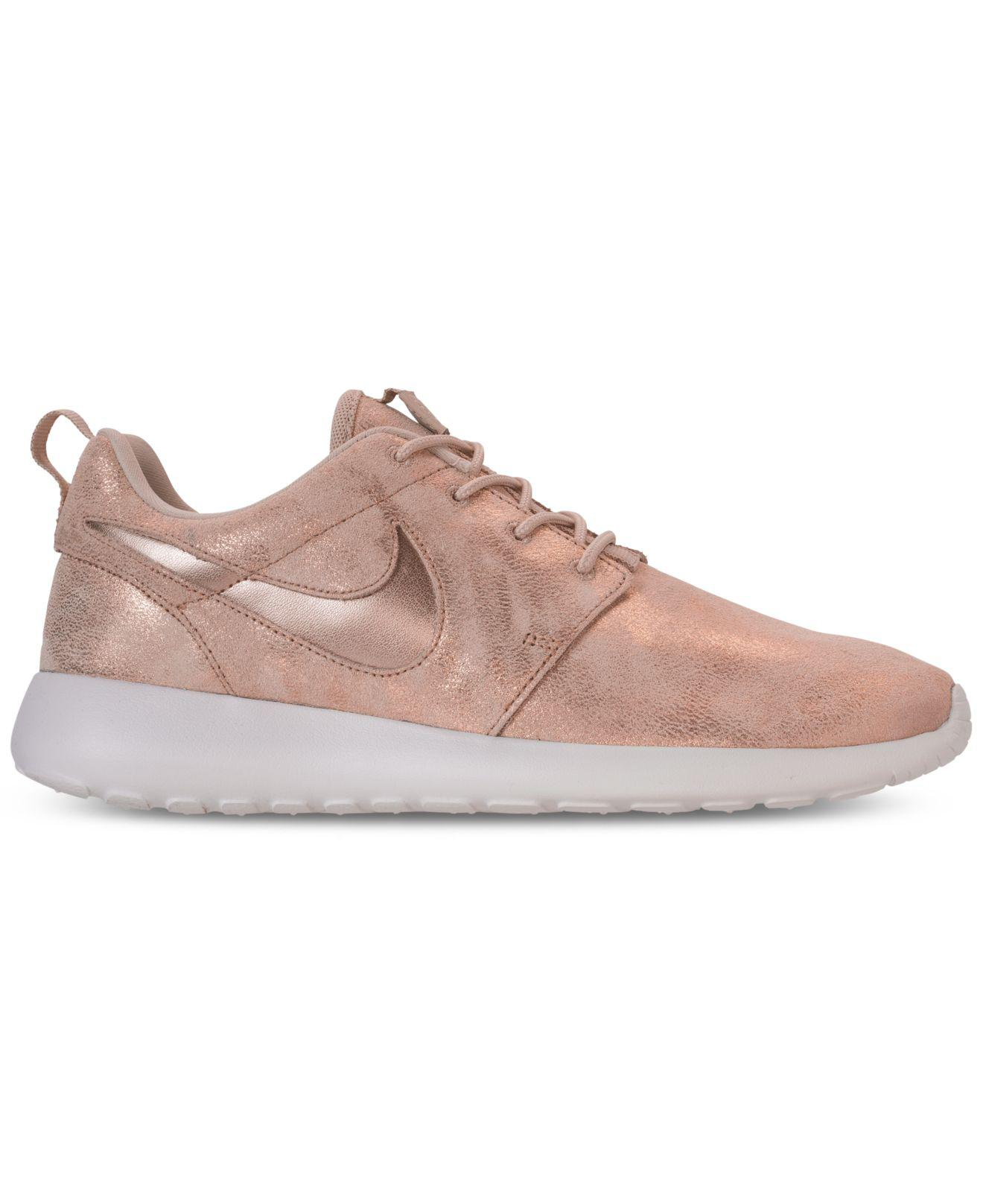 huge selection of 880f1 32c90 Nike - Multicolor Roshe One Premium Casual Sneakers From Finish Line - Lyst.  View fullscreen