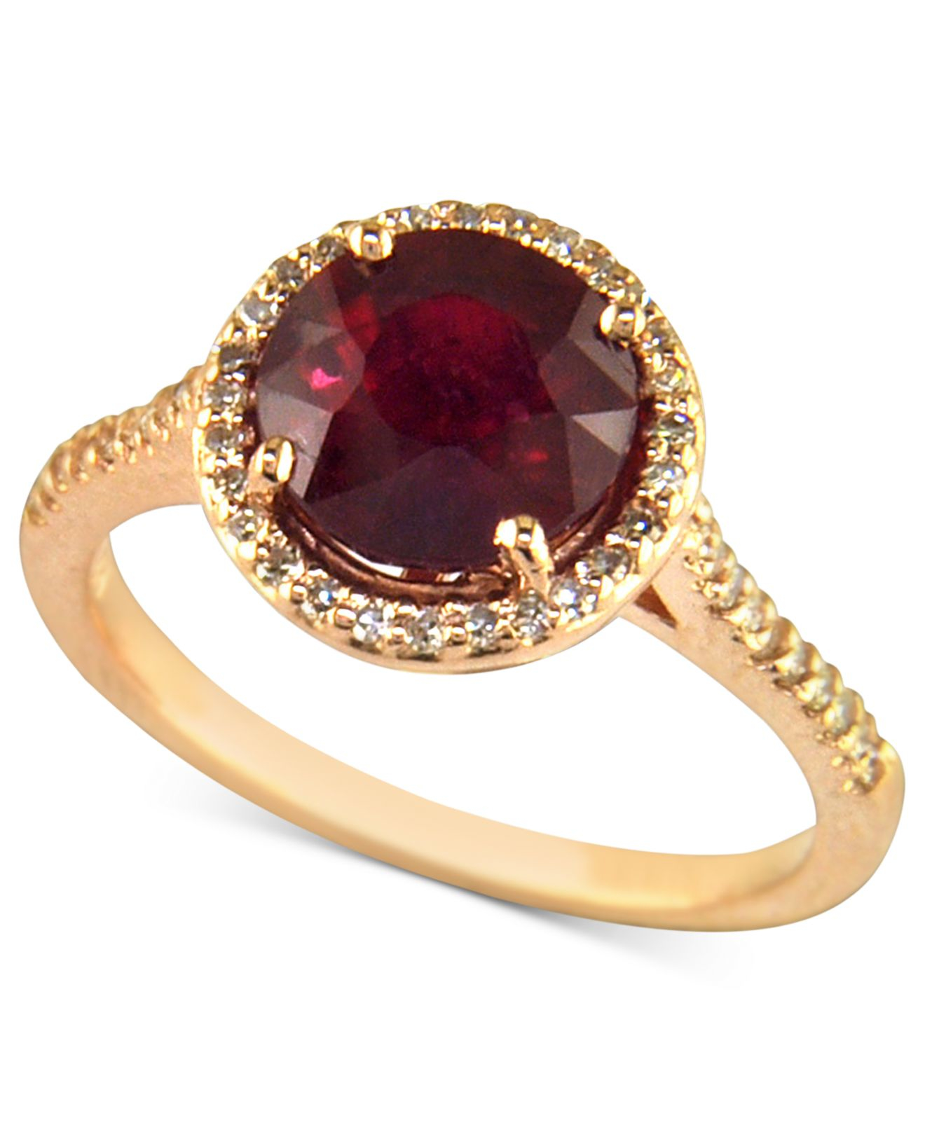 Effy Collection Ruby Rings