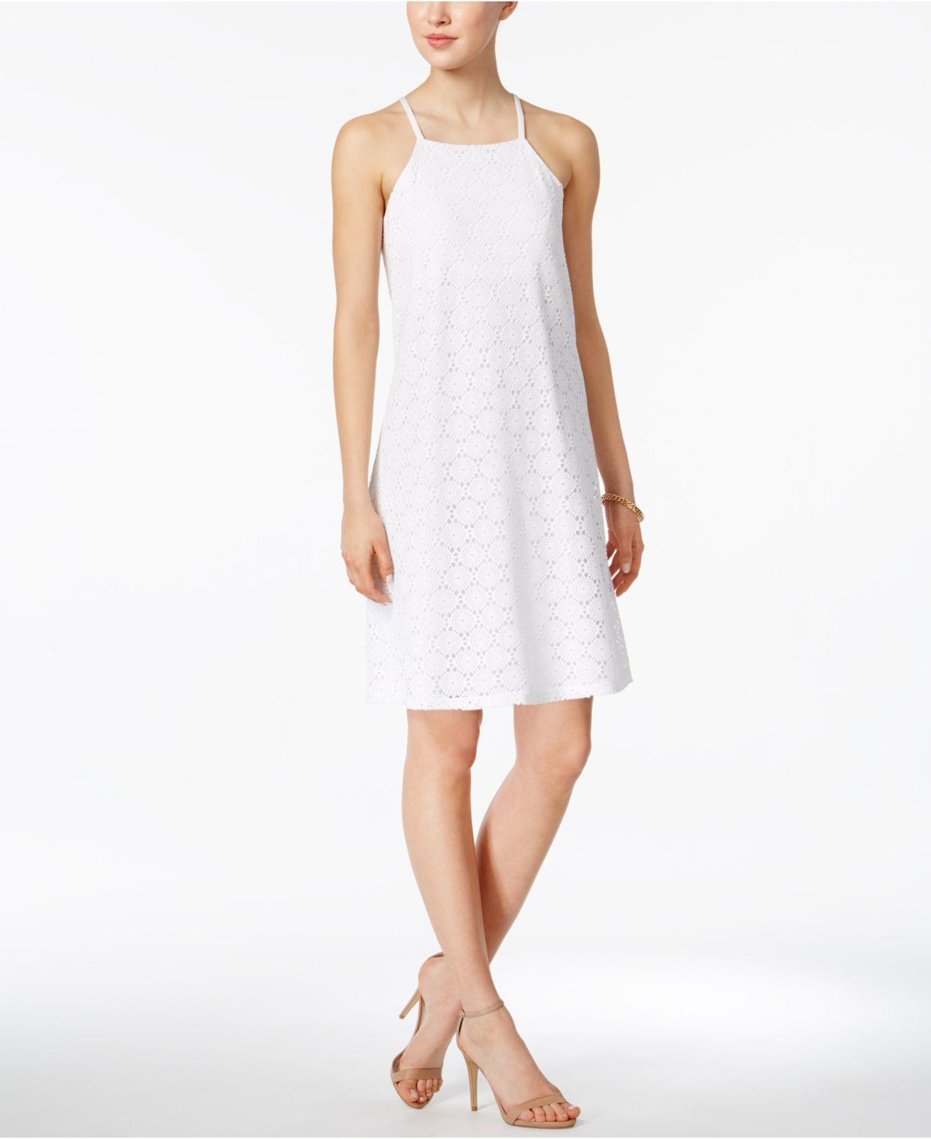 White apron macy's - Nine West Women S White Lace Apron