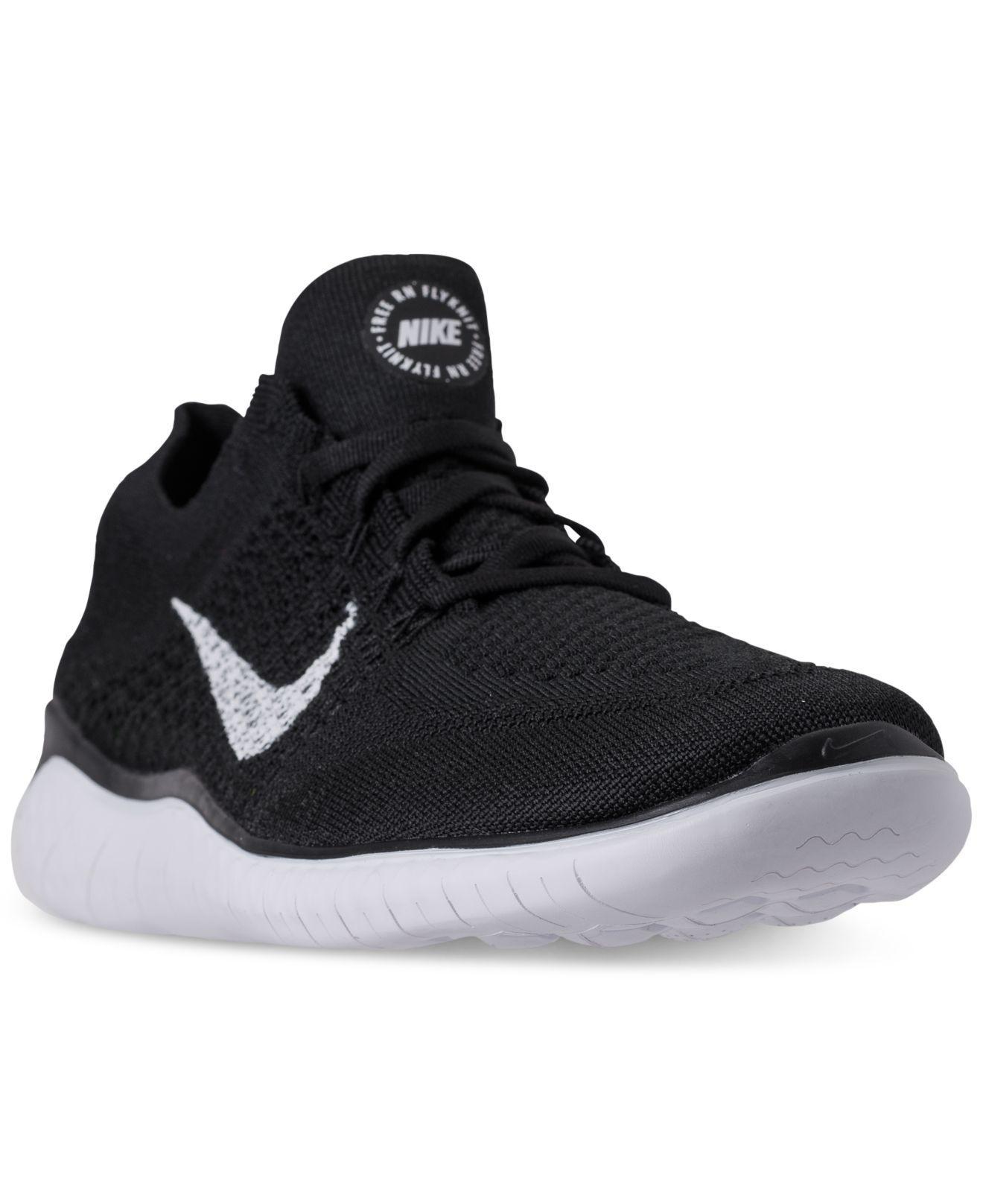 Lyst 2018 Nike Free Rn Flyknit 2018 Lyst Running Zapatillas De La Línea De Meta 321c36