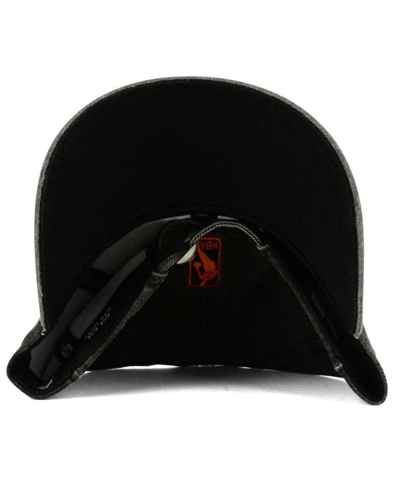 new arrival 7318f 3c53a ... aliexpress lyst ktz italian wash 9twenty dad cap in black for men c16b3  4b469