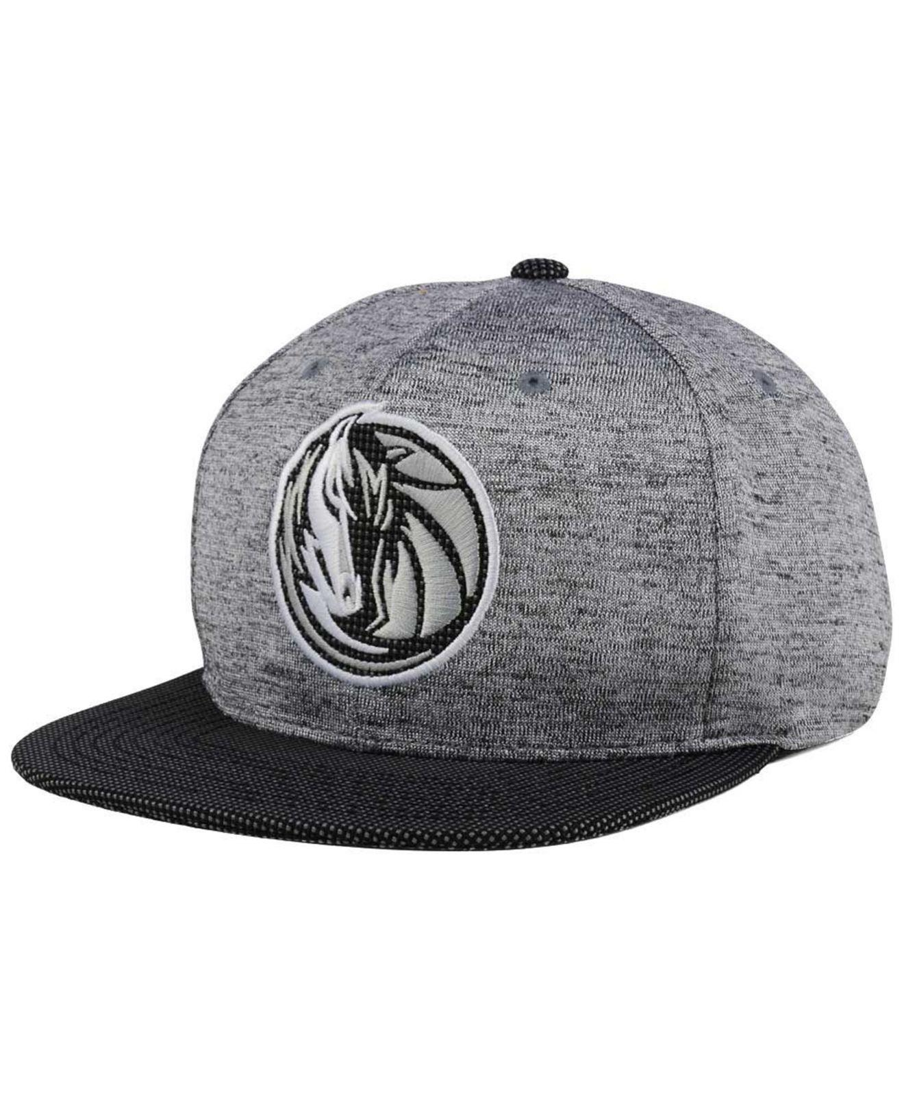 on sale f0f7f d75b5 ... hot mitchell ness. mens gray space knit snapback cap ea904 1e6bf