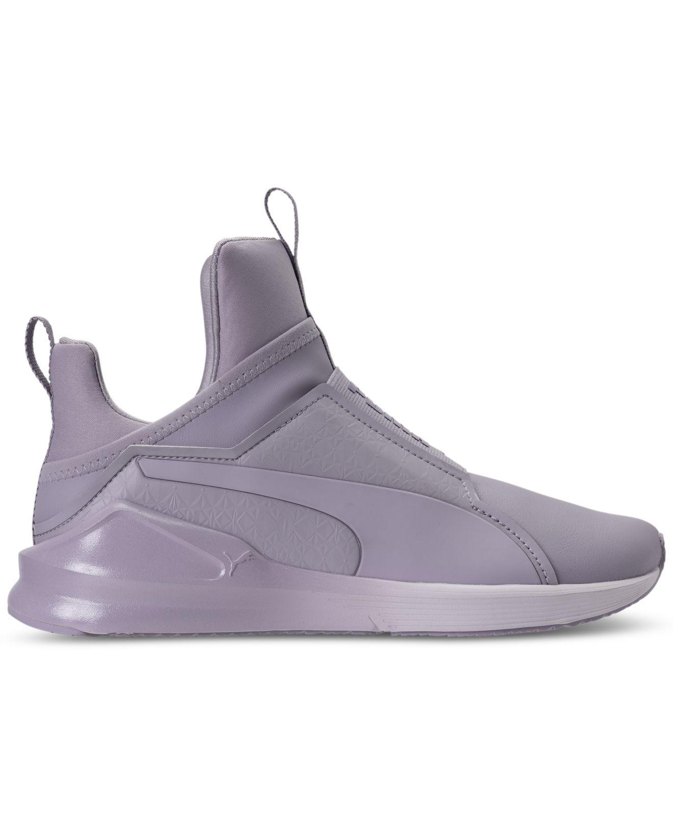 Lyst - PUMA Women s Fierce Chalet Casual Sneakers From Finish Line 425b185e3