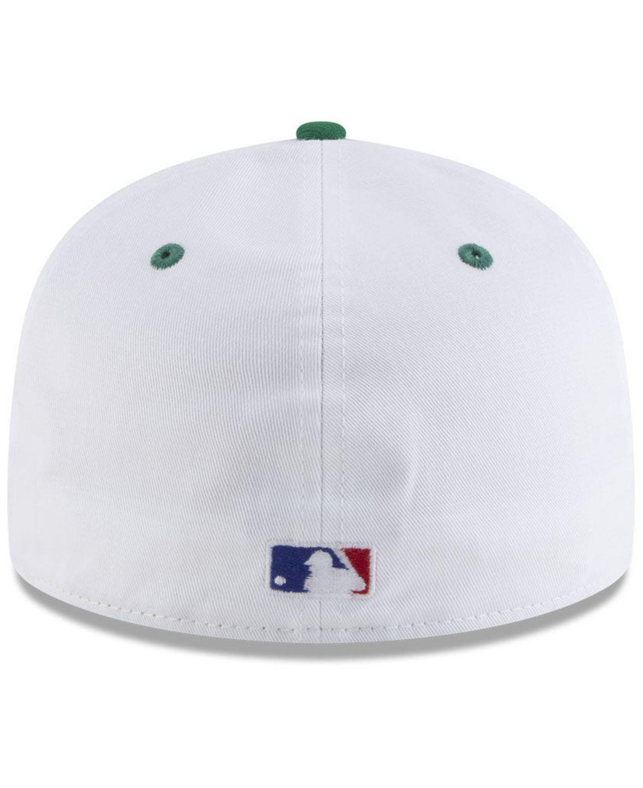 new concept 308a7 3f408 coupon for detroit tigers retro diamond 59fifty fitted cap for men lyst. view  fullscreen c90f1