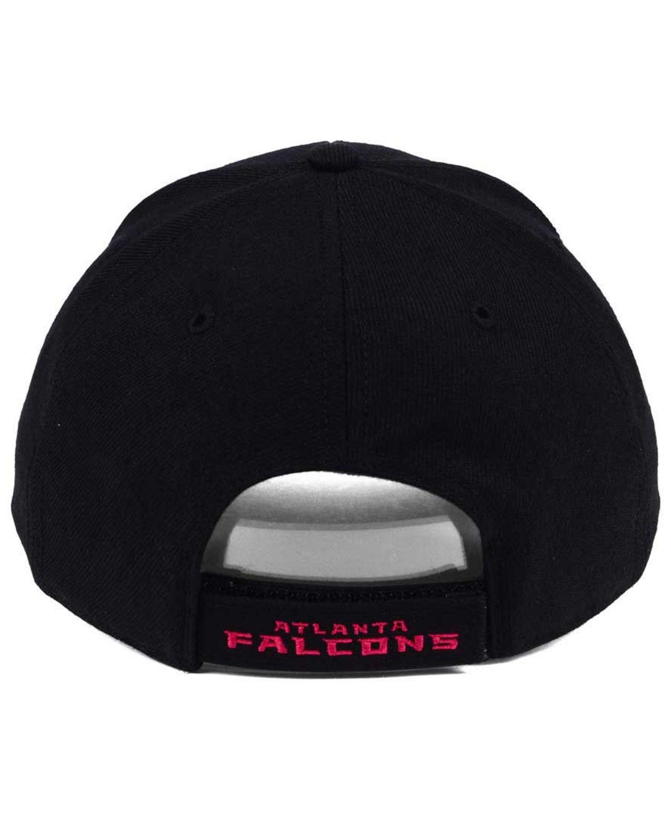 super popular 00d44 0b468 ... clearance 47 brand black overrun mvp cap for men lyst. view fullscreen  a8aa4 b61dd