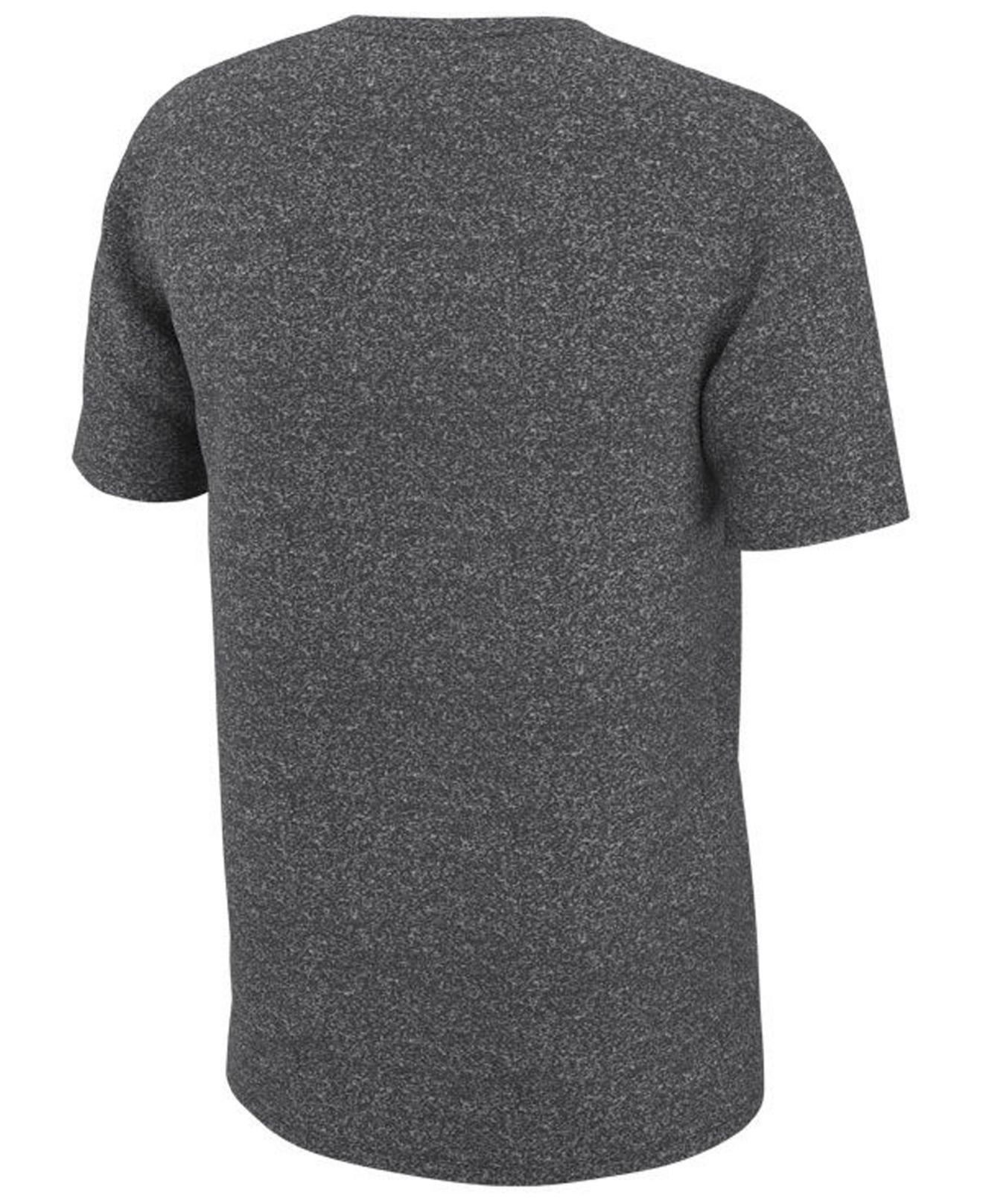 Lyst - Nike Minnesota Vikings Marled Gym Arch T-shirt in Gray for Men b63748d20