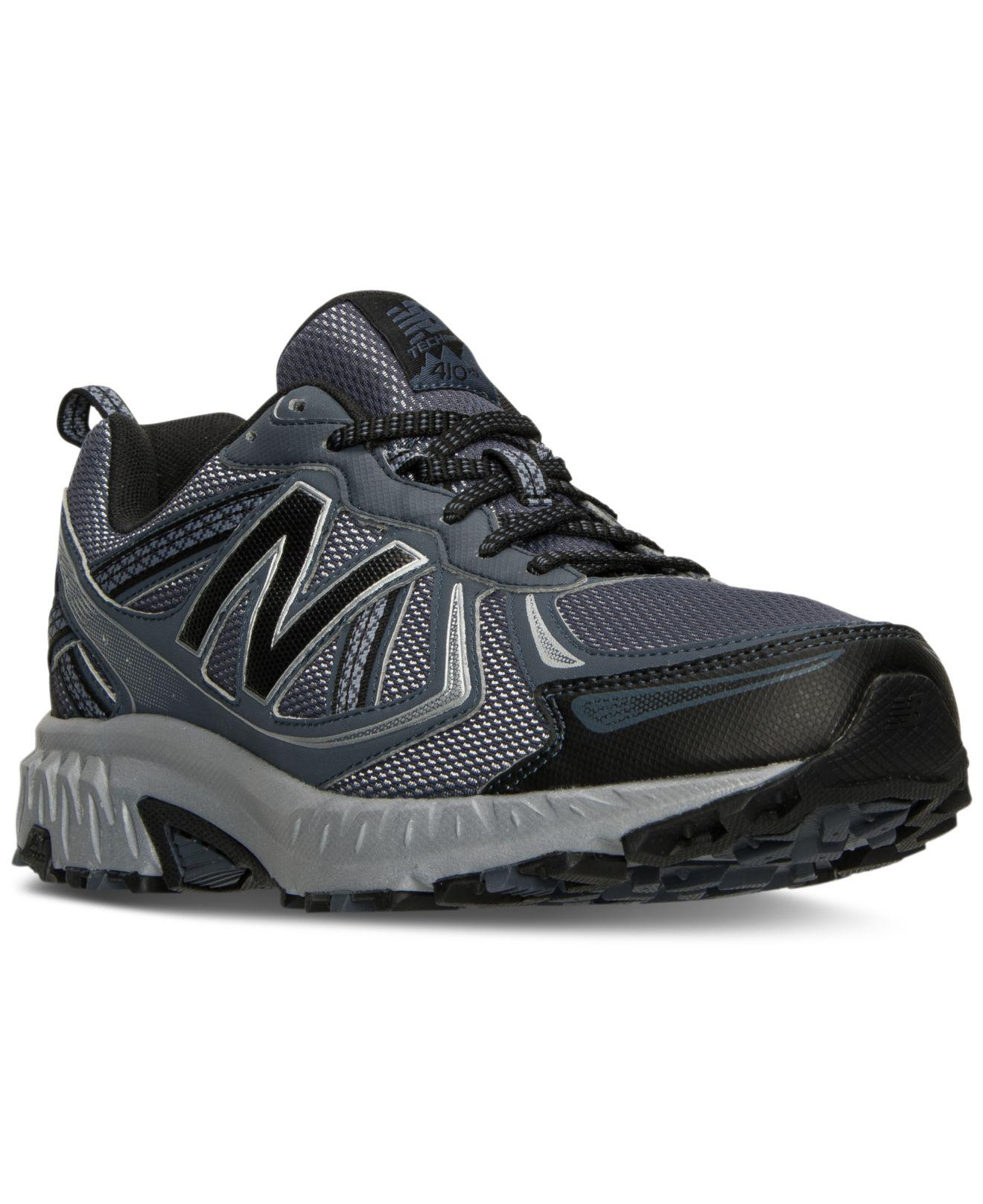 527942242a2aa New Balance Men's Mt410 V5 Running Sneakers From Finish Line in ...