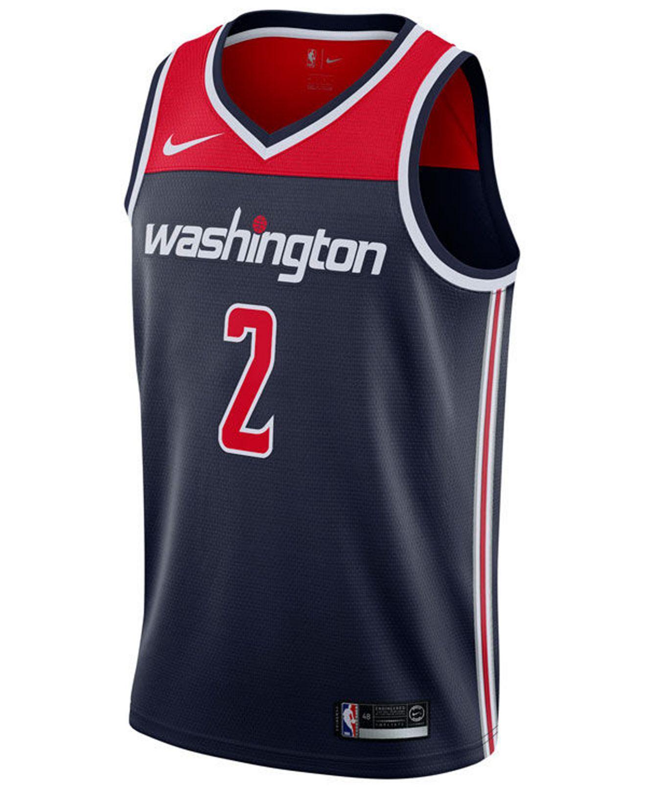 Lyst - Nike John Wall Washington Wizards Statement Swingman Jersey ... 5d9dbc114