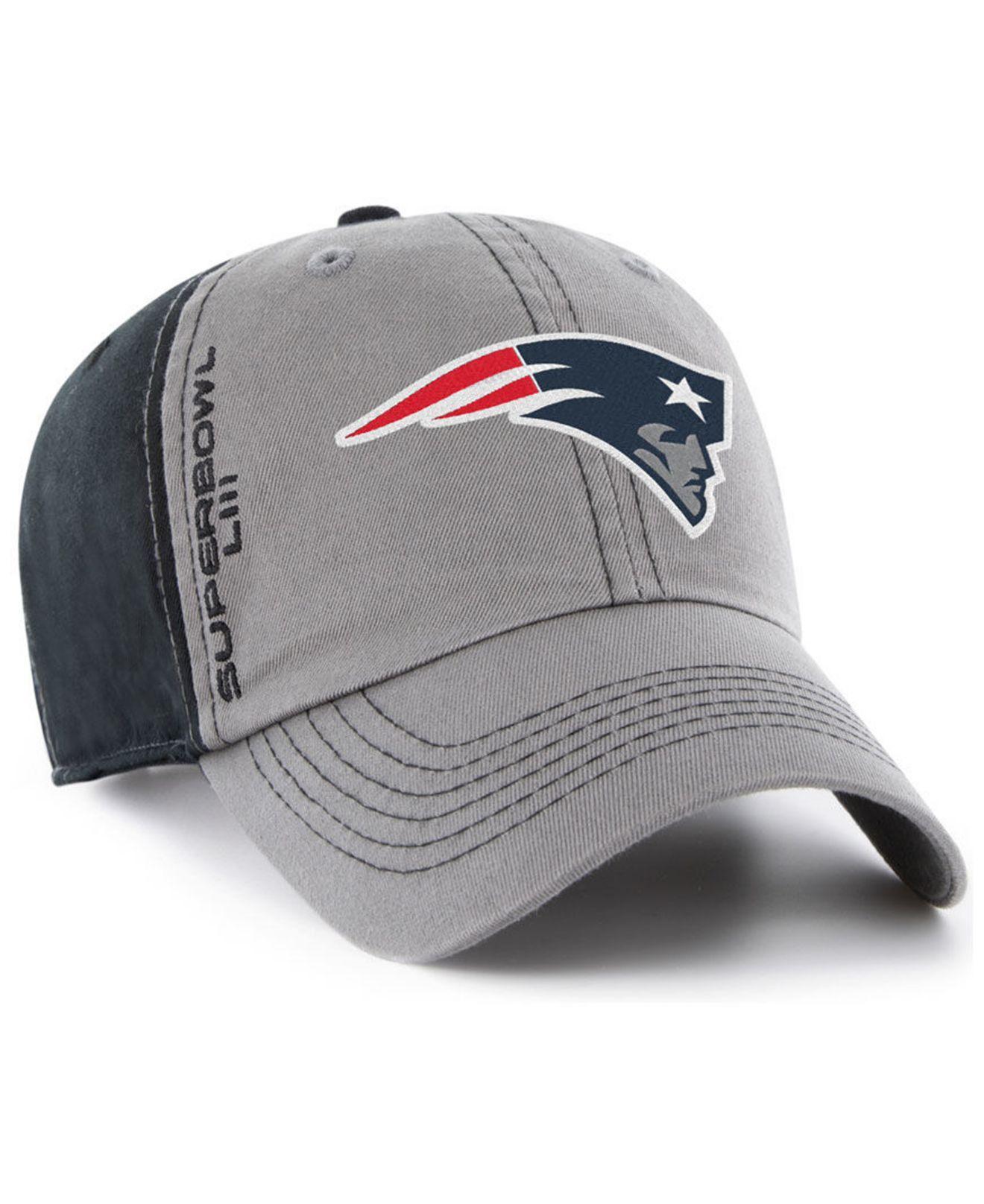 best value 2df74 6f801 47 Brand New England Patriots Super Bowl Liii Climb Clean Up ...