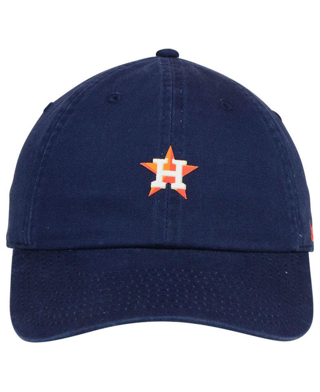 e3d8de272df Lyst - Nike Houston Astros Micro Cap in Blue for Men