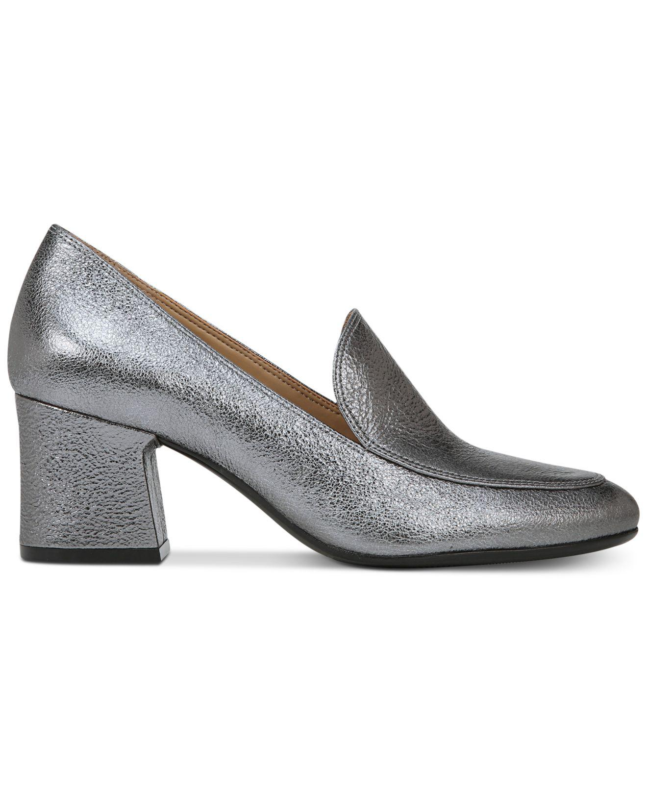 1c293caf348a Lyst - Naturalizer Dany Pumps in Gray