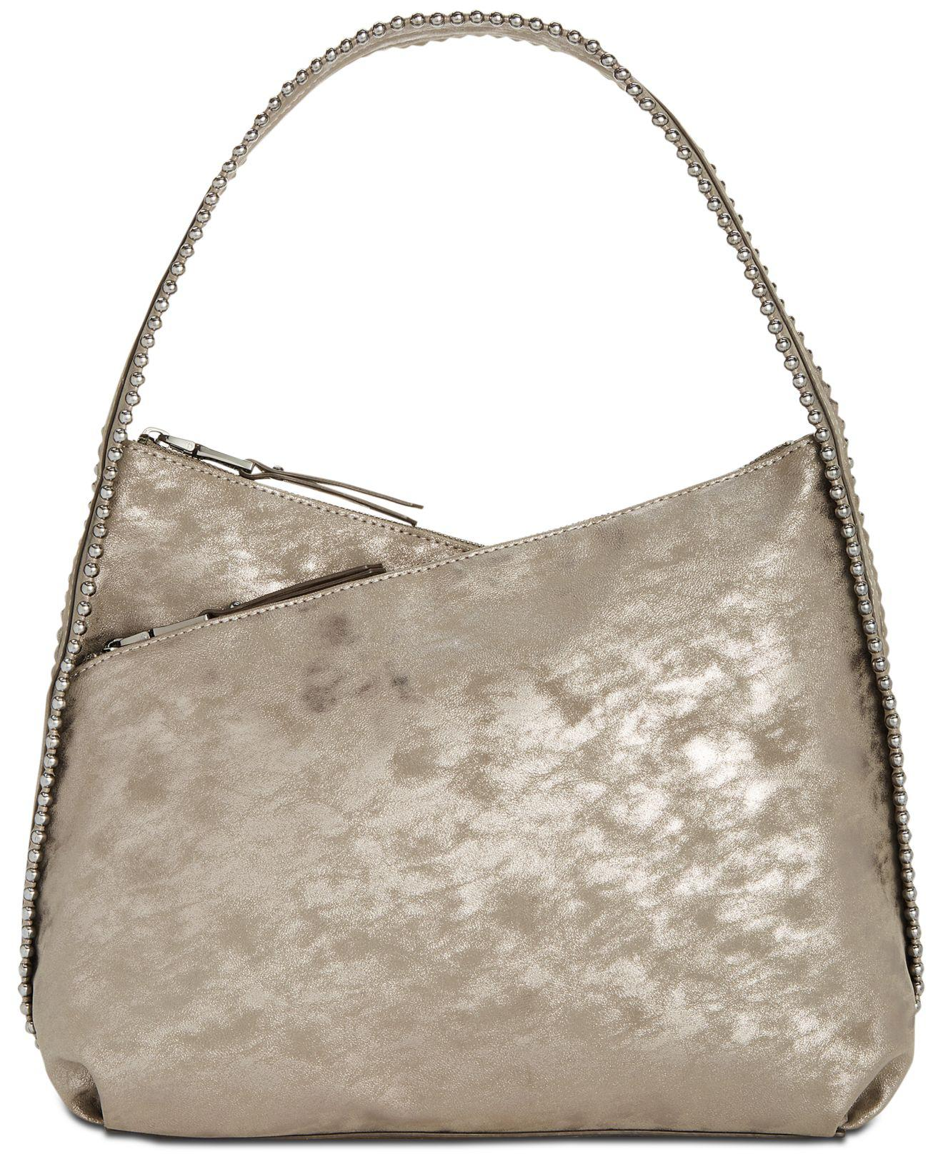 570a9c04e00 Lyst - Inc International Concepts Valliee Medium Shoulder Bag in Gray