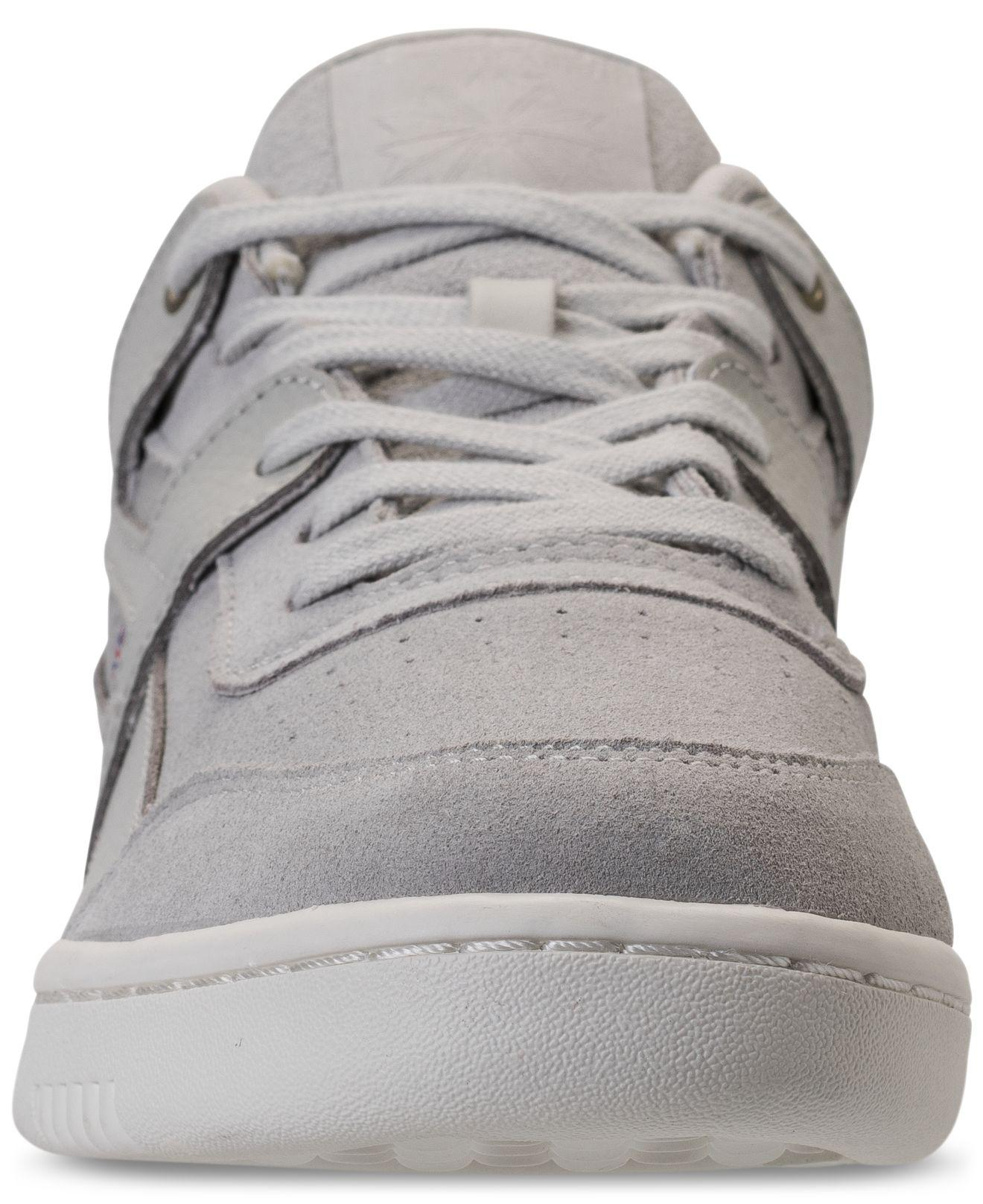 b63866137b6f Lyst - Reebok Workout Plus Mcc Casual Sneakers From Finish Line in ...