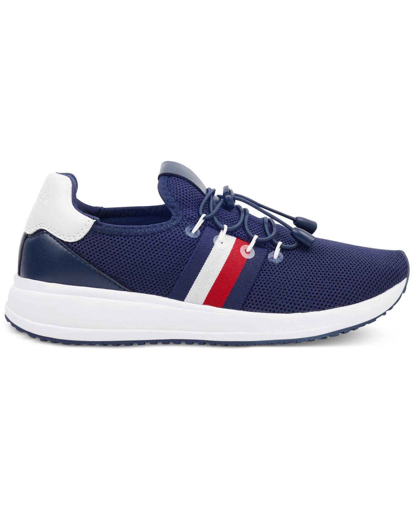 545ed688f38d Lyst - Tommy Hilfiger Rhena Sneakers in Blue