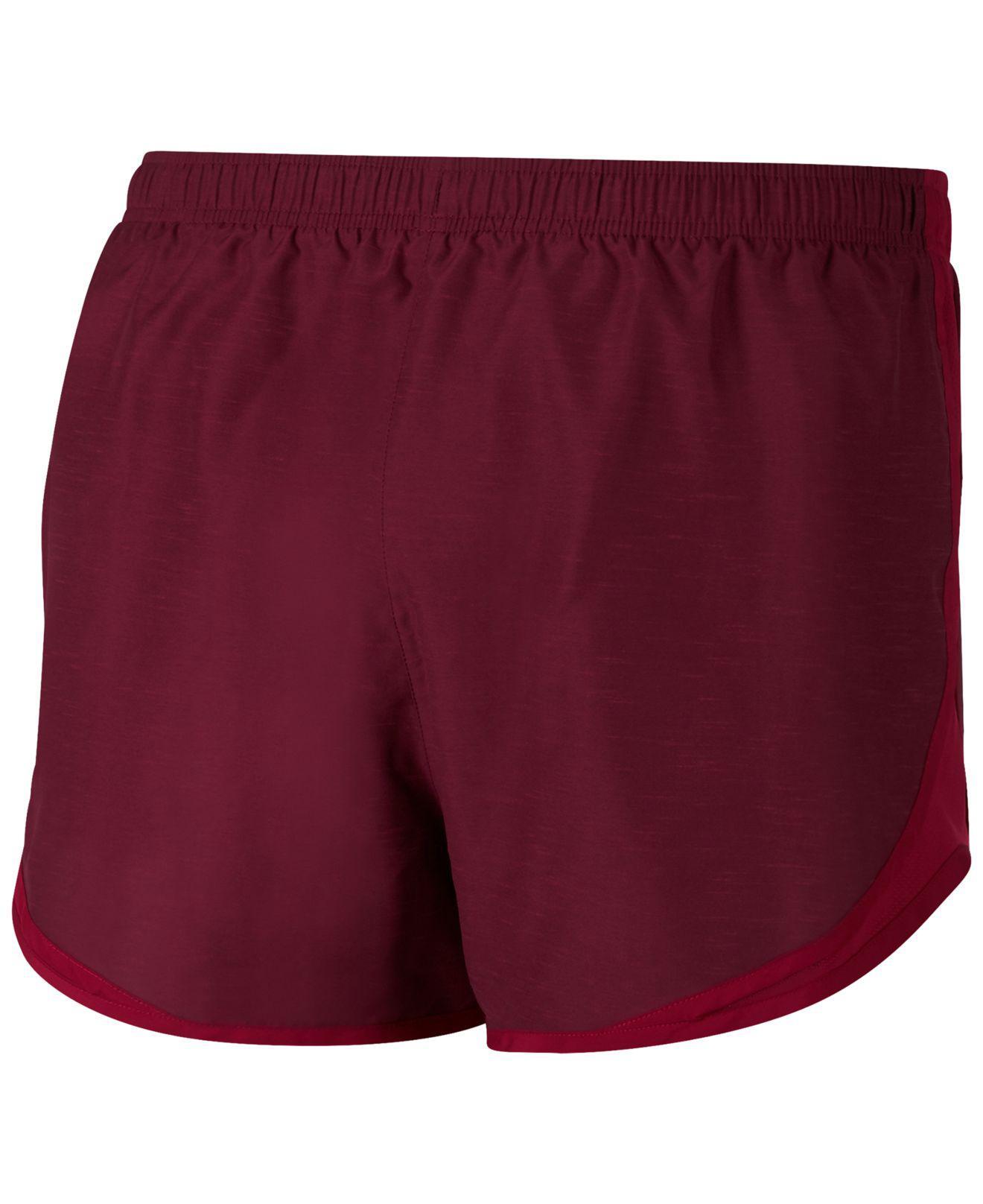 04c3fb5d7a2 Nike - Purple Plus Size Tempo Dri-fit Track Shorts for Men - Lyst. View  fullscreen