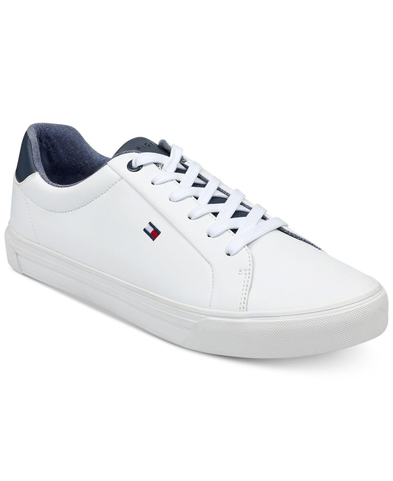 6b4477e7dfe944 Lyst - Tommy Hilfiger Ref Low-top Sneakers in White for Men