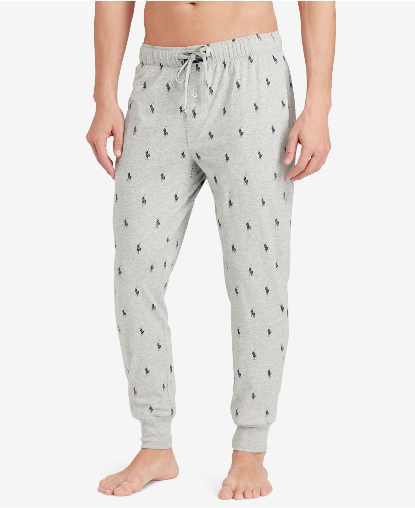 0be81715c308 Lyst - Polo Ralph Lauren Sleepwear in Gray for Men - Save 29%