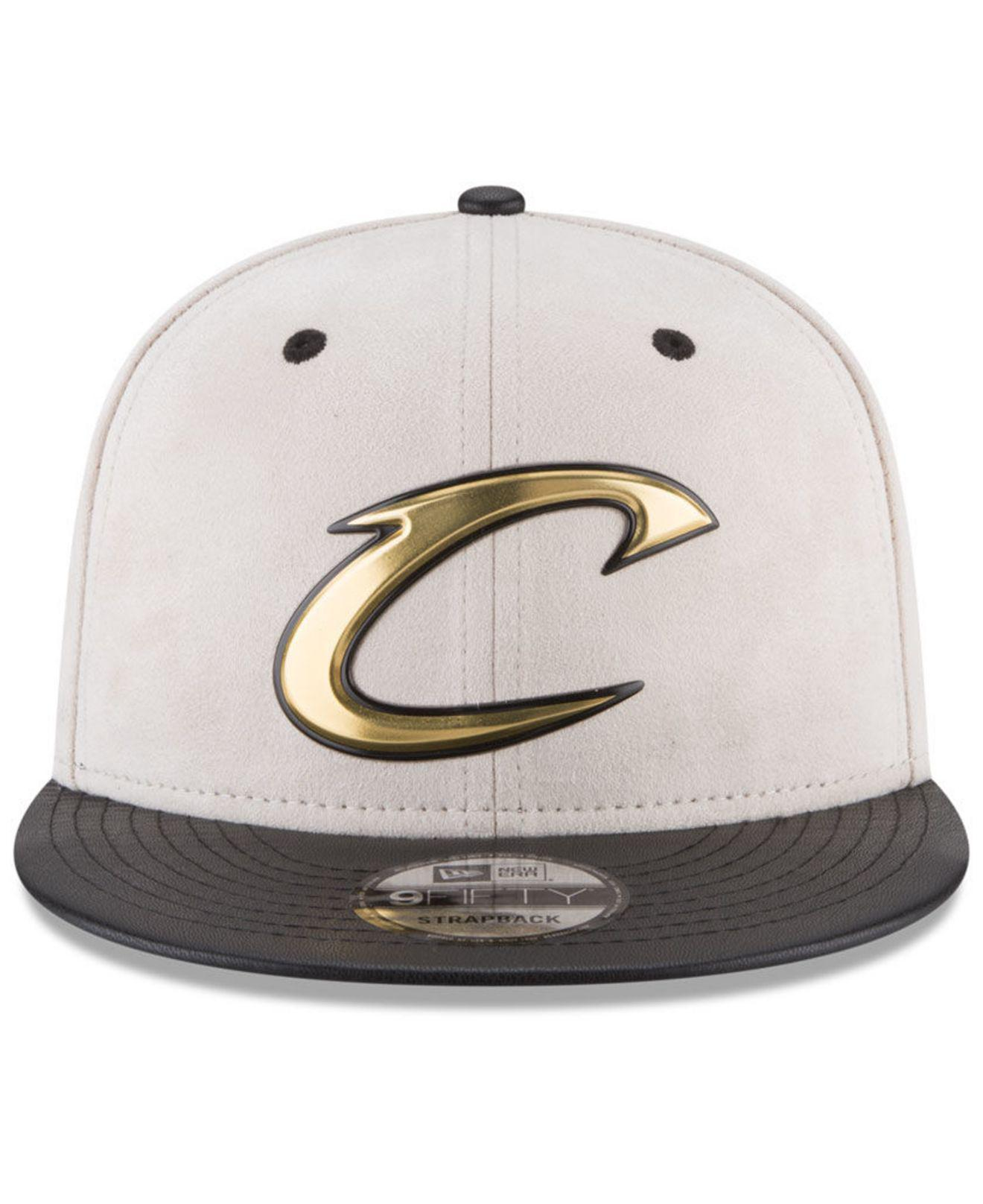 new style b43c8 7a835 Lyst - KTZ Cleveland Cavaliers Paul George Collection 9fifty Strapback Cap  for Men