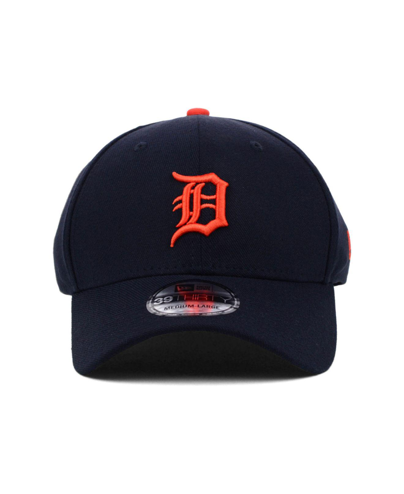 newest 2fd17 49964 ... new era gray grayed out neo 39thirty flex hat 63a6f 41ef8  italy lyst  ktz detroit tigers mlb team classic 39thirty cap in blue for men b2355 32ccd