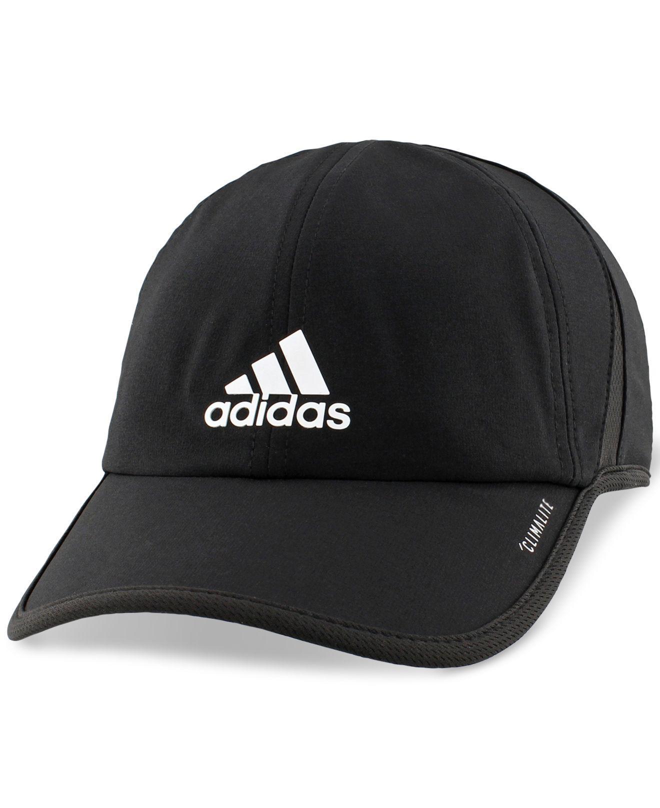e9a88c5af8e Lyst - adidas Superlite Climalite® Cap in Black for Men