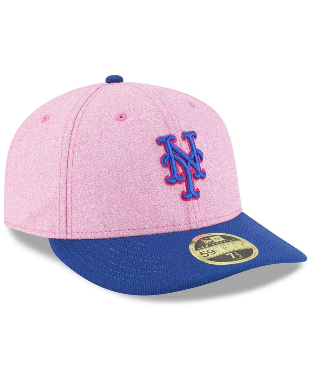 reputable site 947f1 219ad new style new york mets new era 2016 mlb mothers day 9twenty cap lids 9c127  48f1a  australia lyst ktz new york mets mothers day low profile 59fifty  fitted ...
