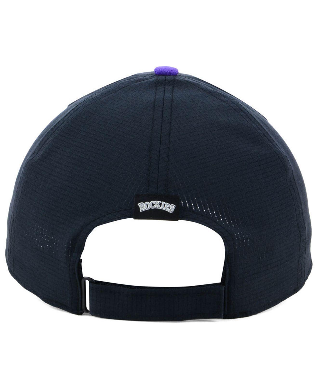 sale retailer 72104 0d394 czech release date under armour black colorado rockies driver cap for men  lyst. 1bf21 a2ed0