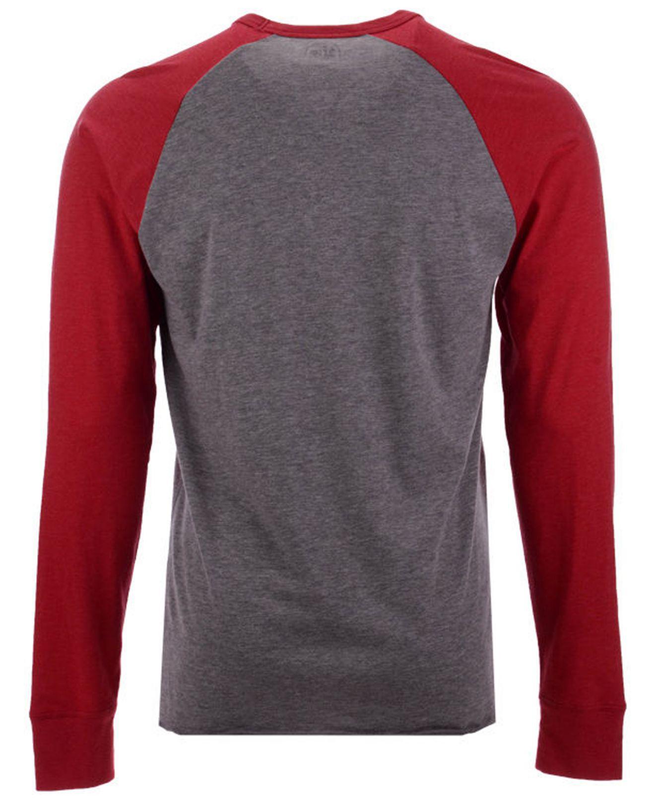 Lyst - 47 Brand Tampa Bay Buccaneers Retro Encircled Long Sleeve Club  Raglan T-shirt in Gray for Men fb06ccc65