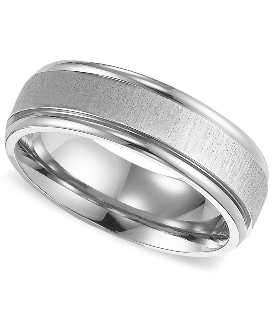 triton men39s titanium ring comfort fit wedding band in With triton wedding rings