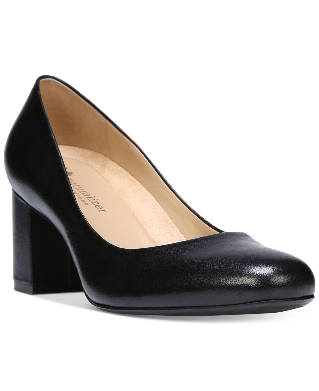 3f284f43803b Lyst - Naturalizer Whitney Pumps in Black - Save 30%