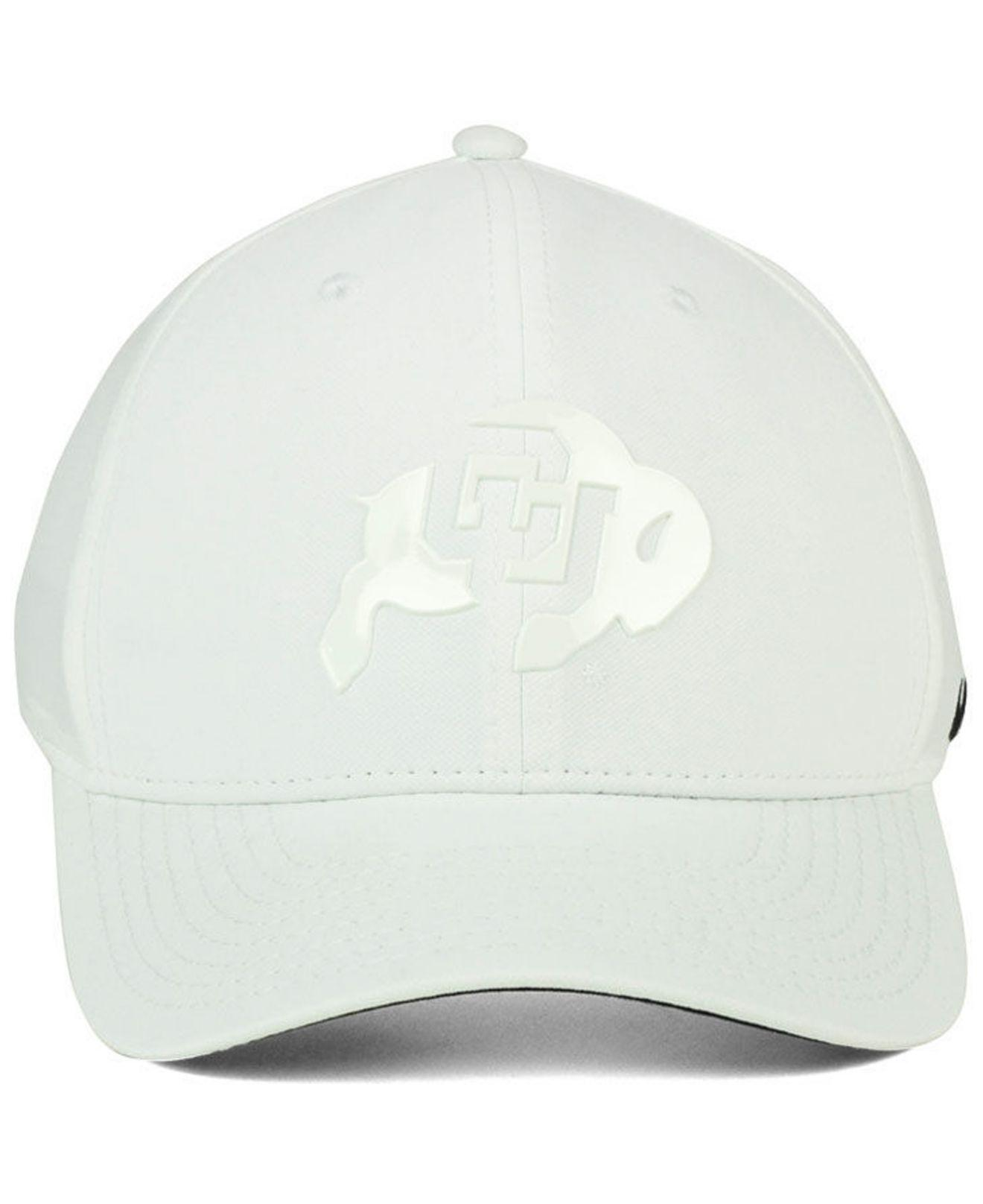 4c2cf1db Lyst - Nike Colorado Buffaloes Col Cap in White for Men