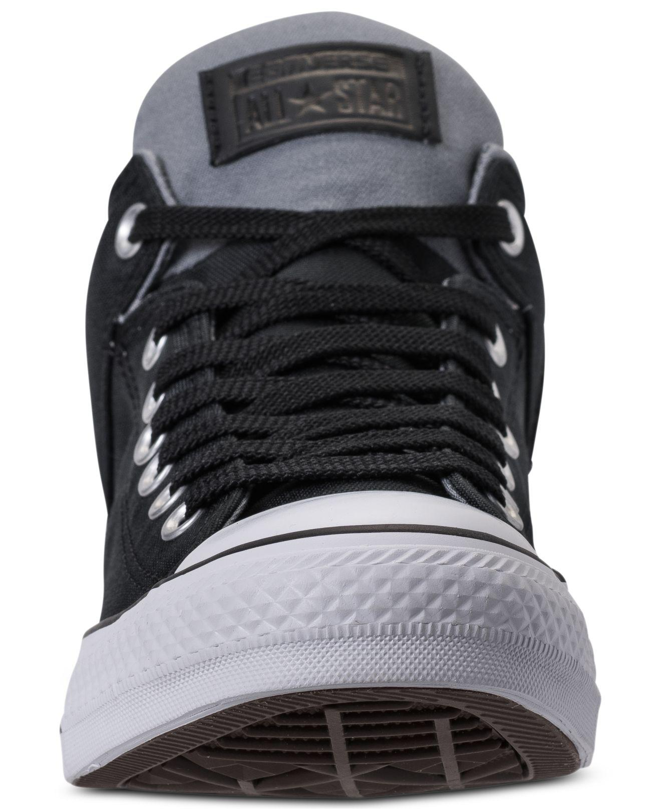 76a740db4664 Lyst - Converse Men s Chuck Taylor All Star High Street Casual ...
