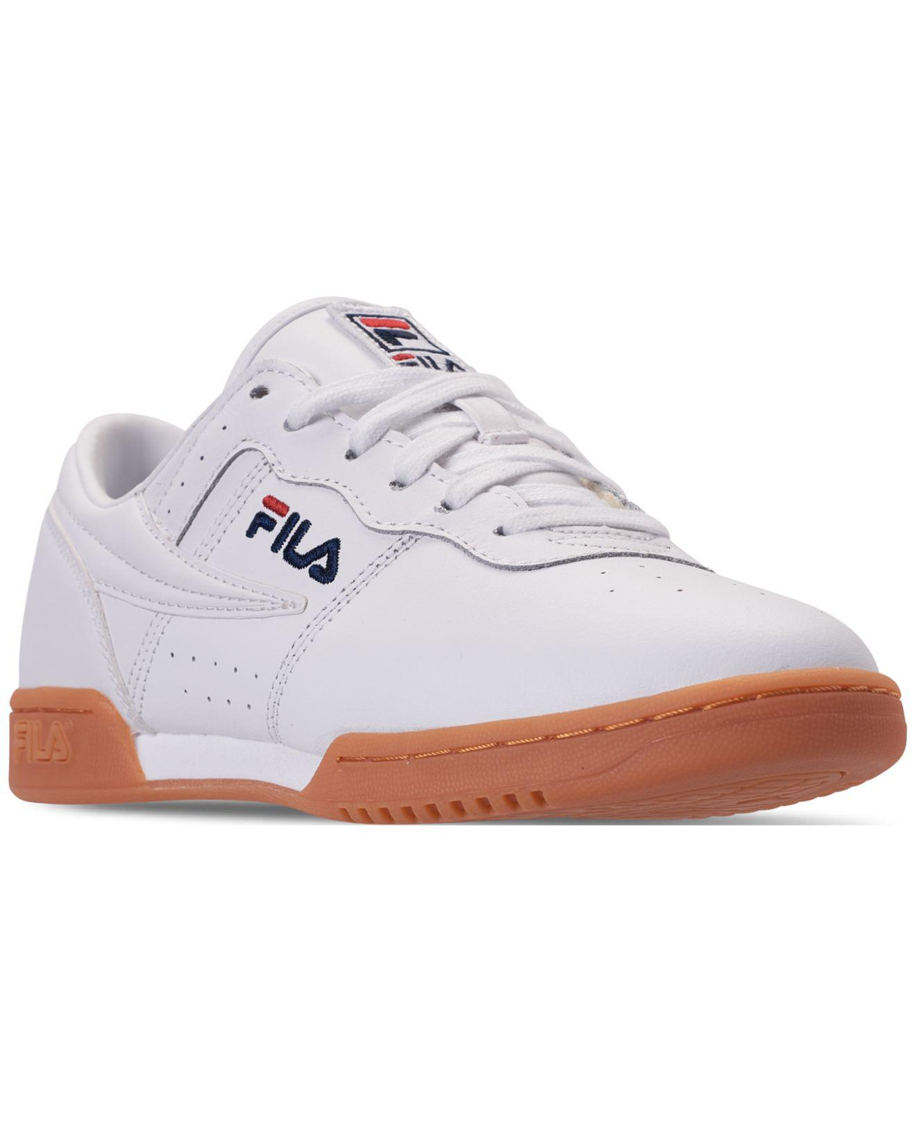 fc25e5022c8e Lyst - Fila Original Fitness Casual Athletic Sneakers From Finish ...