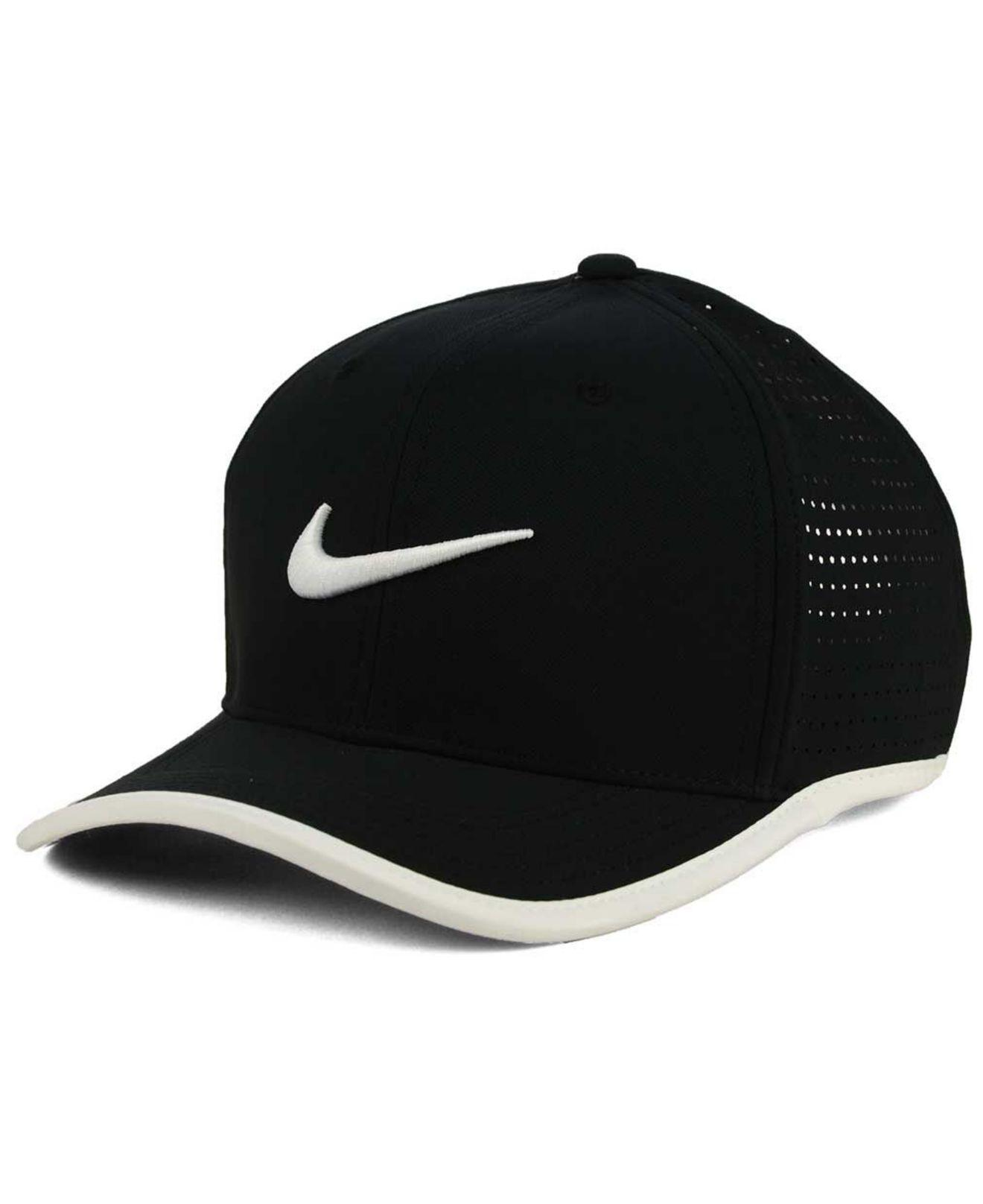 Lyst - Nike Vapor Adjustable Ii Cap in Black for Men 46f492b71b57