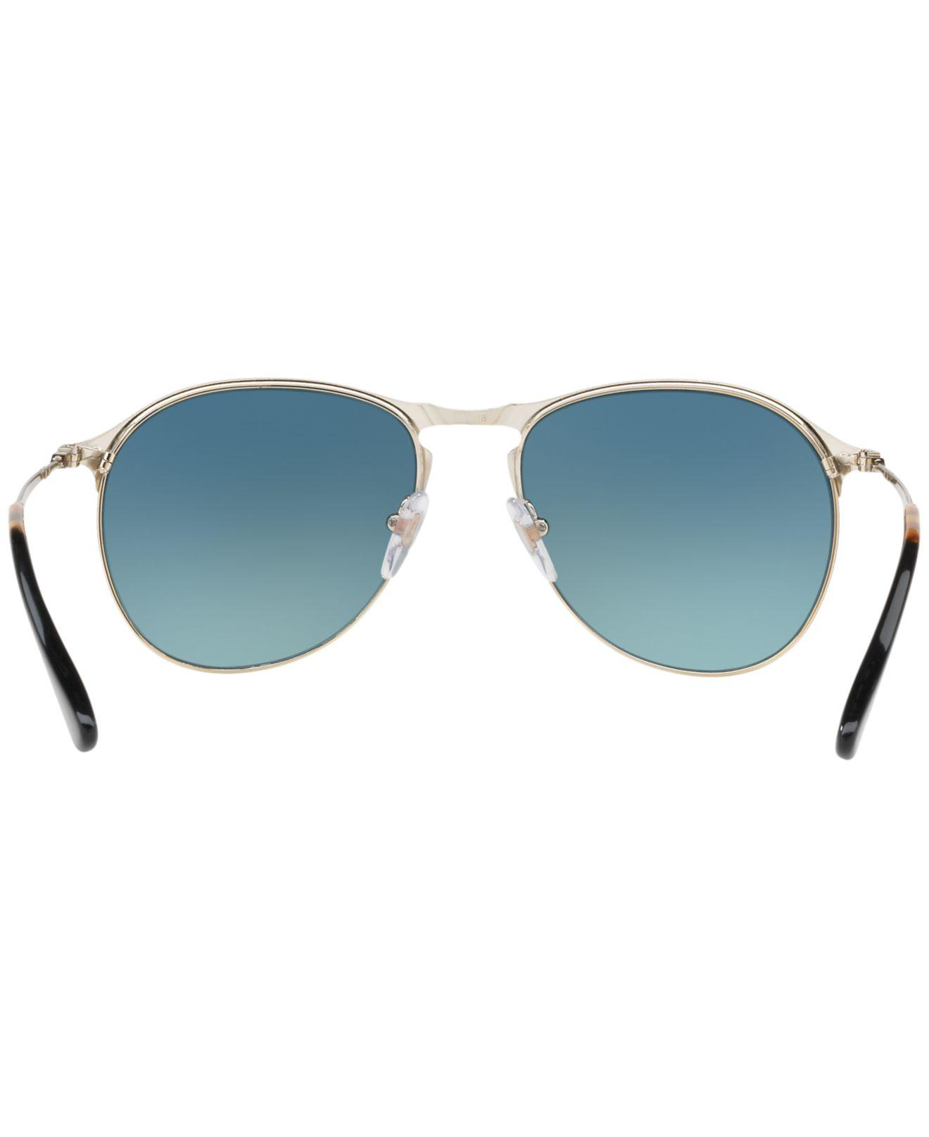 f1f0f9bff91d1 Persol Po7649s in Blue for Men - Lyst