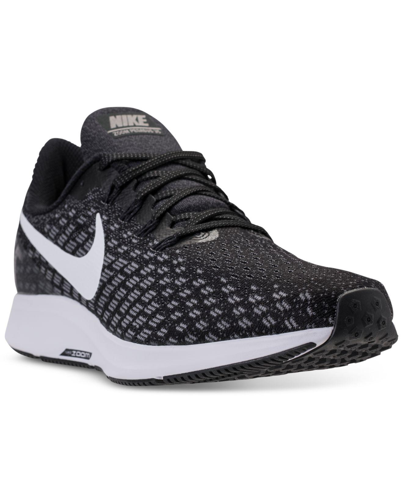 33c578d35355 Lyst - Nike Air Zoom Pegasus 35 Running Sneakers From Finish Line in ...