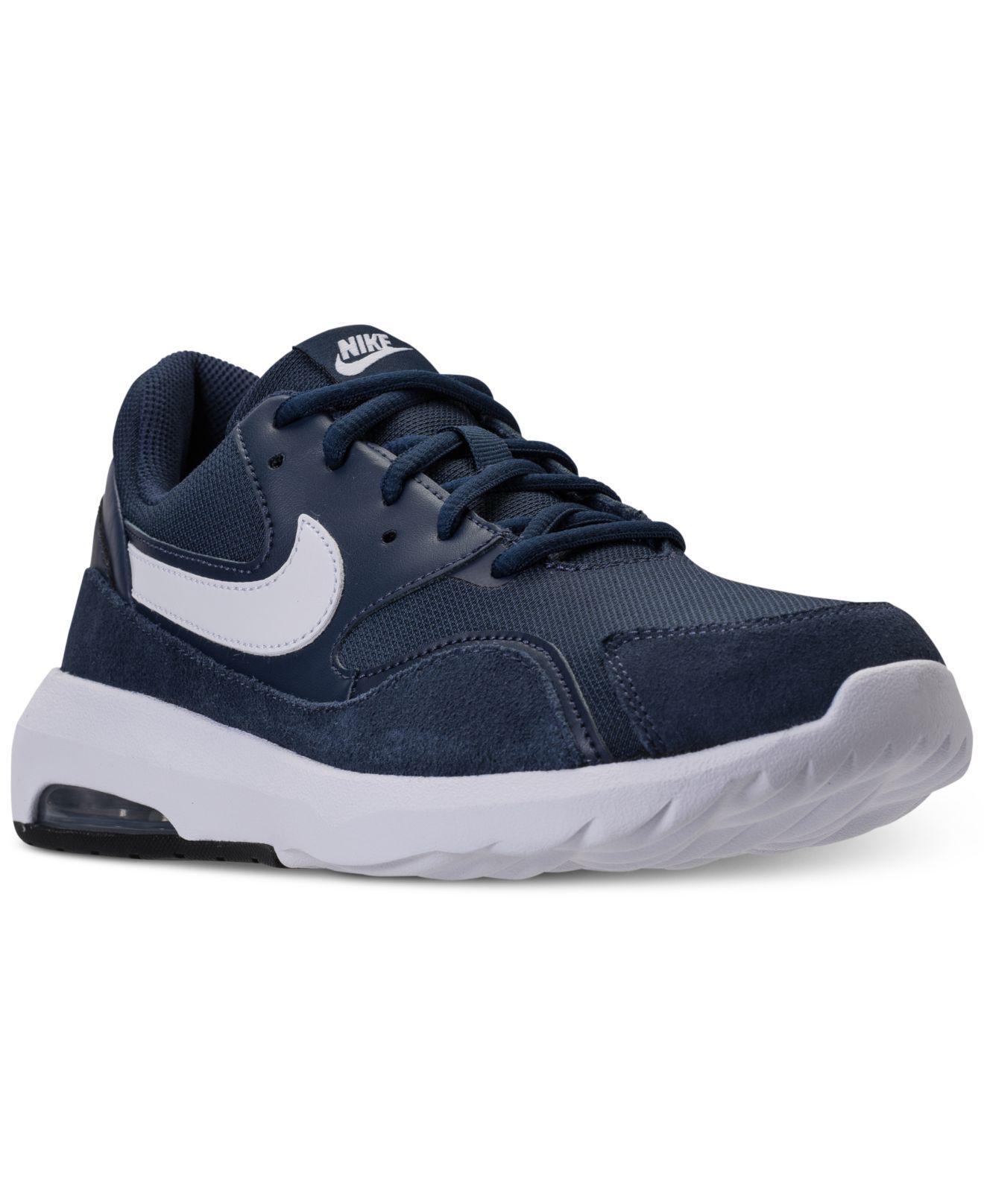 Nike. Blue Men's Air ...