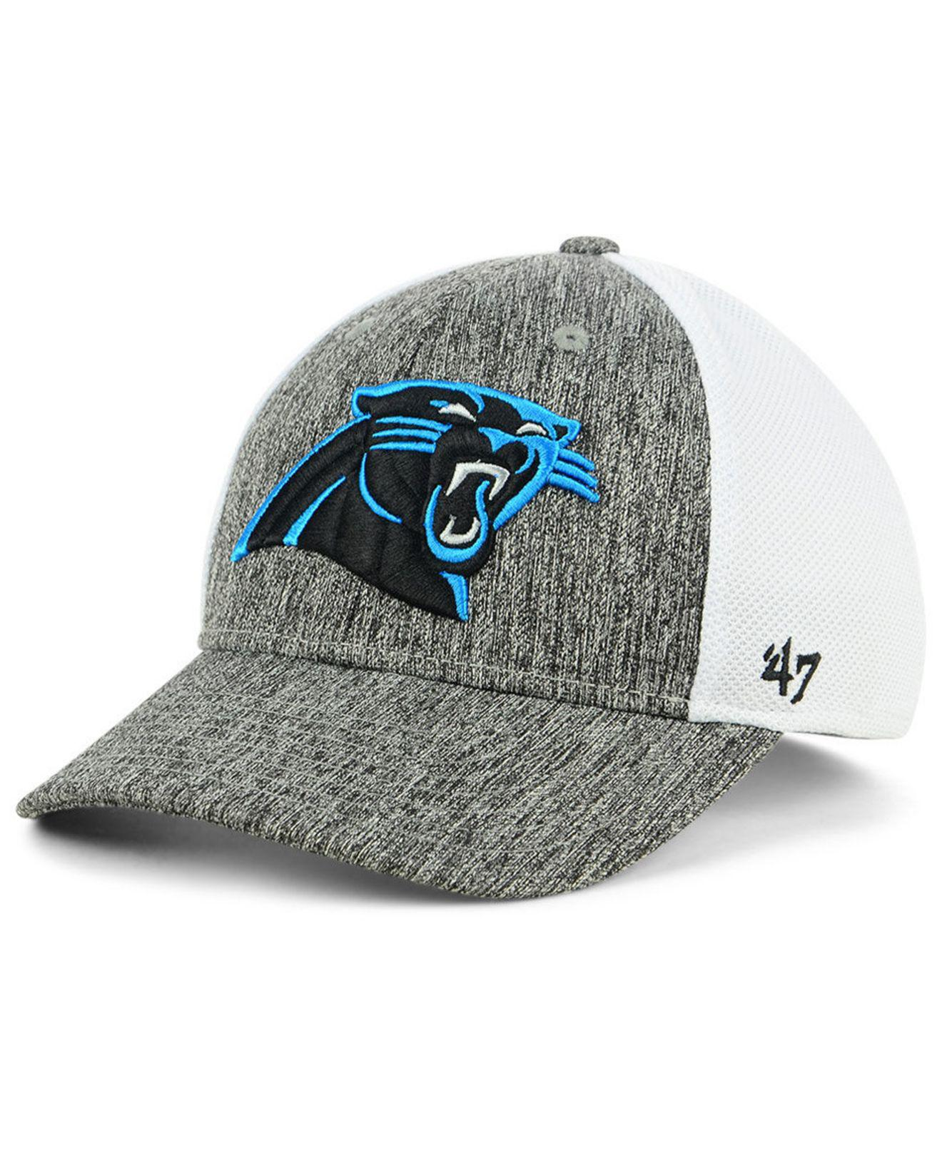buy online 7ad72 df68b ... uk nfl greyscale contender flex cap bb9b4 6a932 real 47 brand. mens  white carolina panthers