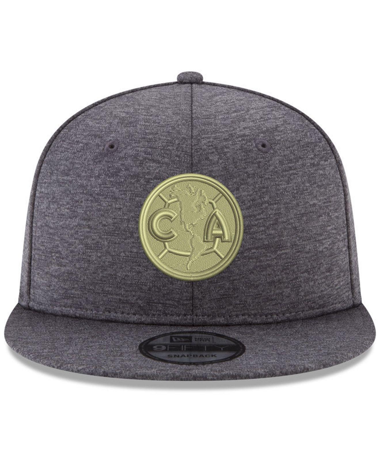 11a61fda2b6 Lyst - KTZ Club America Fashion 9fifty Snapback Cap in Black for Men