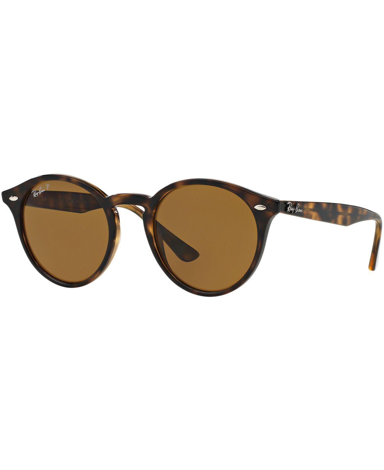 7963e8fbc37 ... promo code for lyst ray ban sunglasses rb2180 710 83 in brown for men  acb4c 68a8f ...