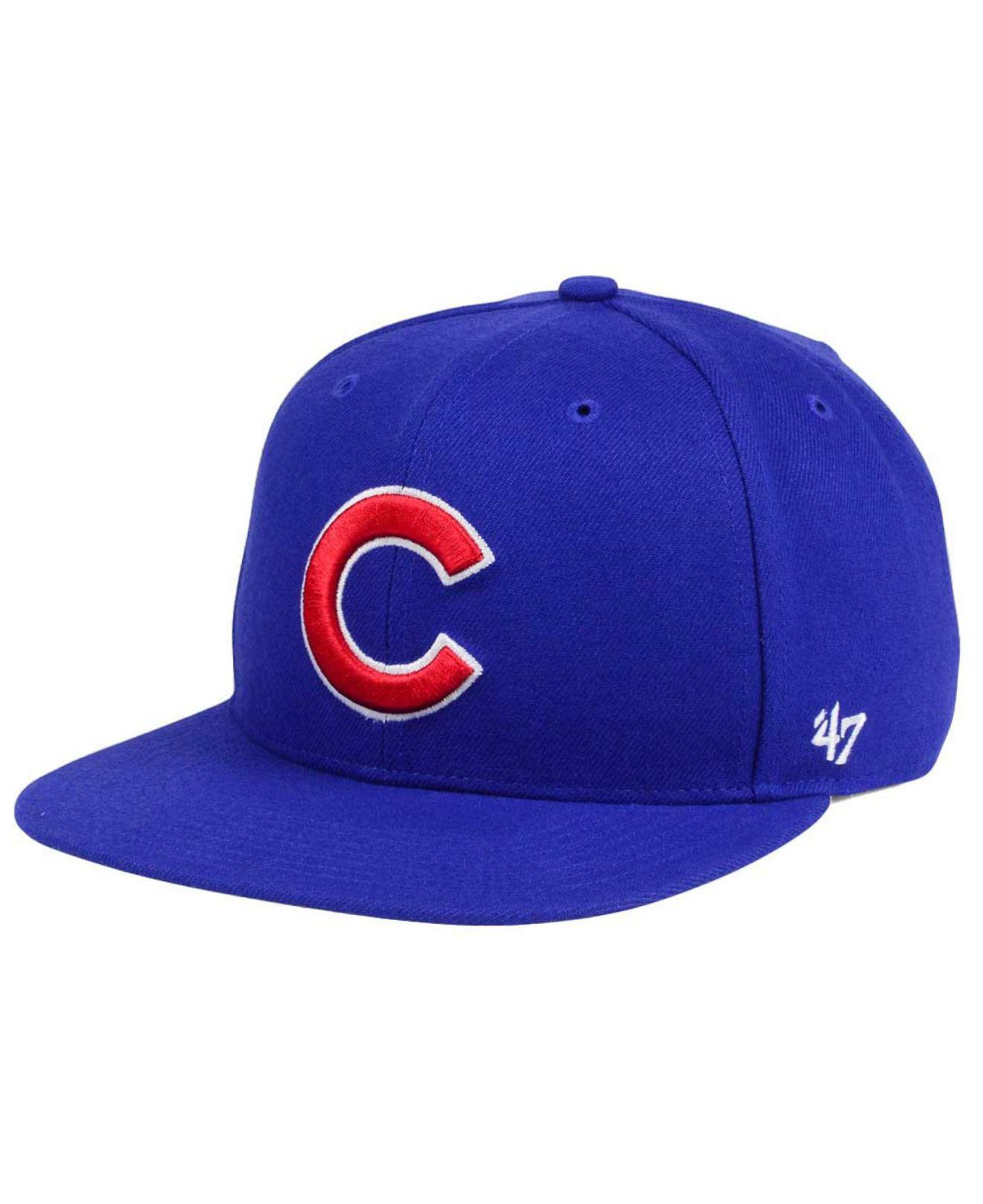 buy popular 97d10 97636 Lyst - 47 Brand Team Jackie Robinson Collection Cap in Blue for Men