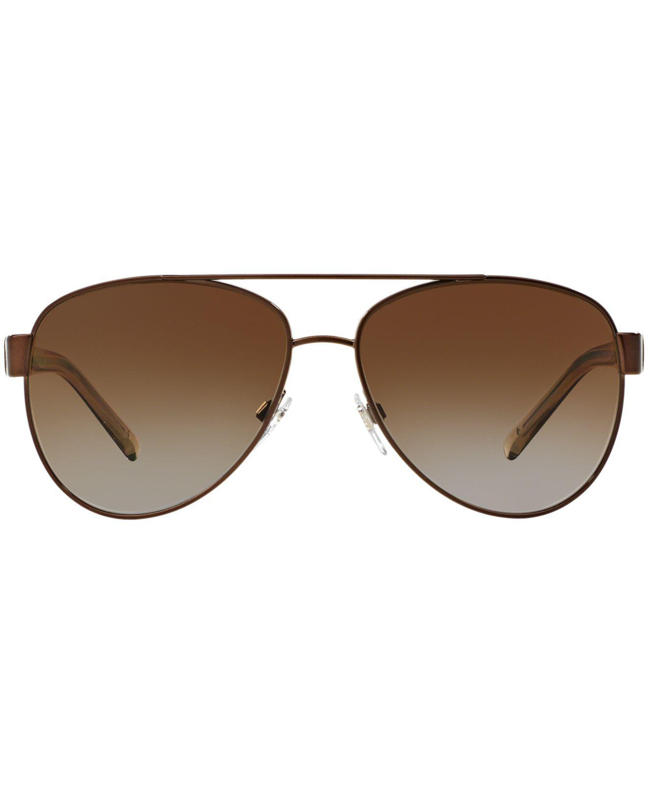a78fd83075 Lyst - Burberry Sunglasses