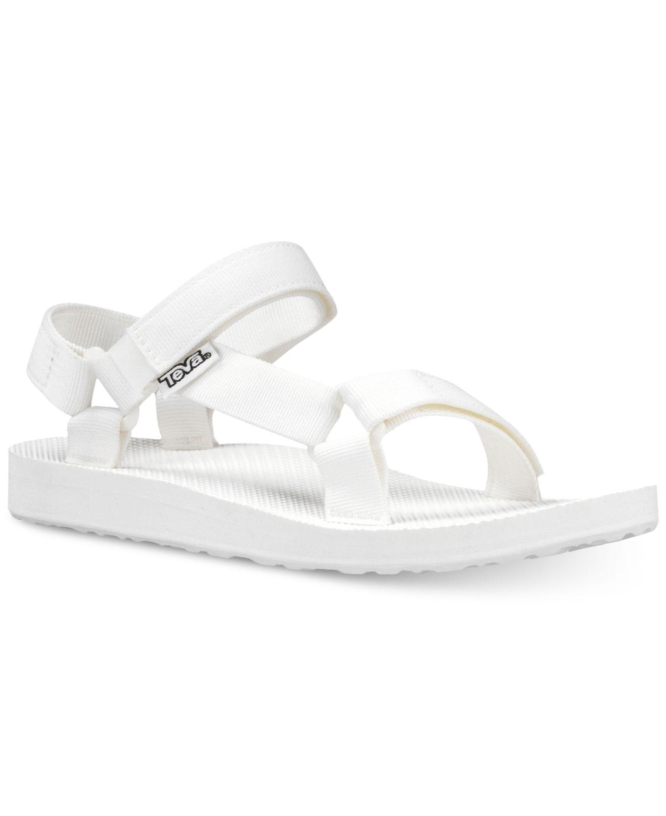 4bf7253f991801 Lyst - Teva Original Universal Sandals in White - Save 34%