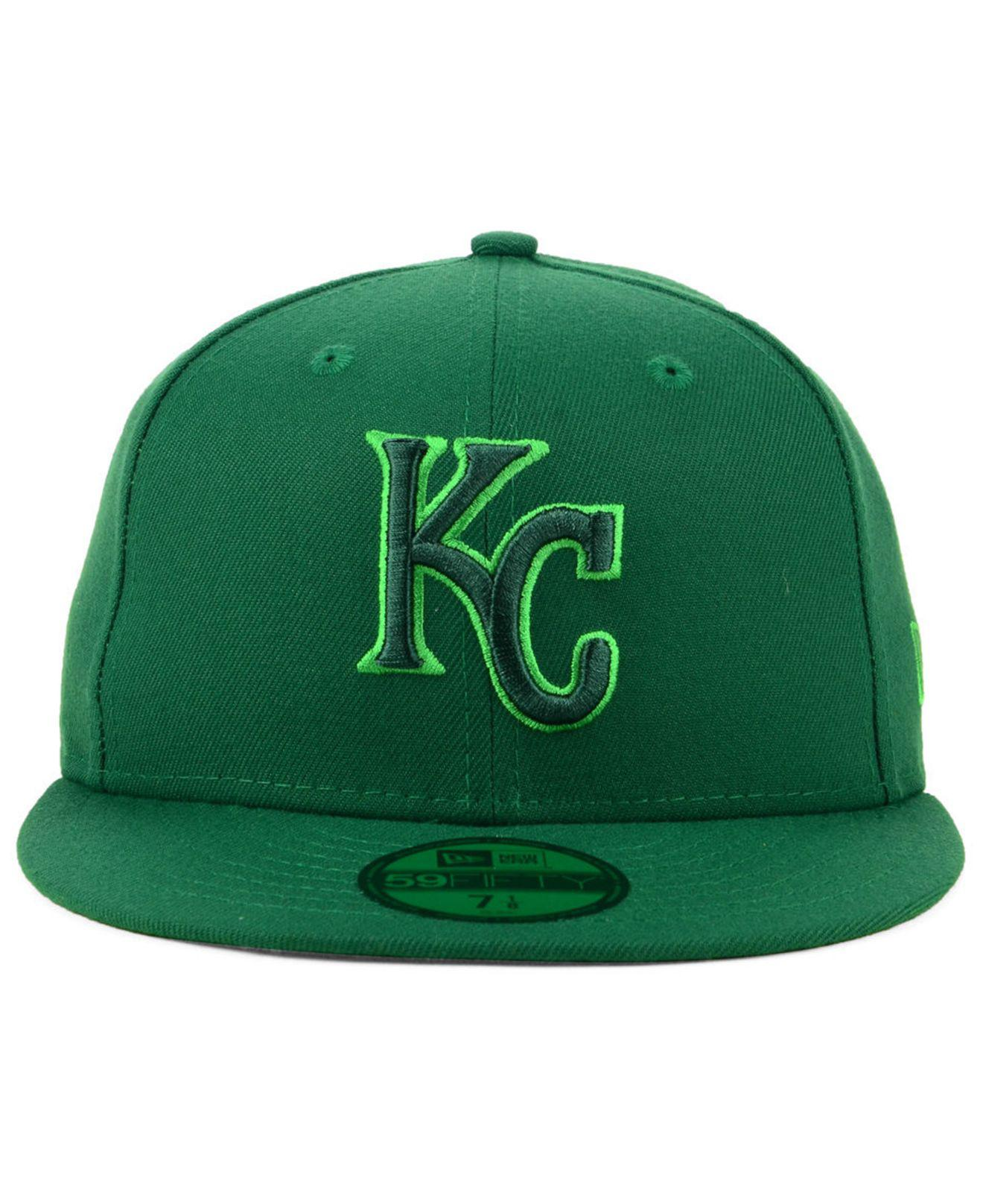 buy online 49565 99420 ... new arrivals lyst ktz kansas city royals prism color pack 59fifty  fitted cap in 93c58 656ea