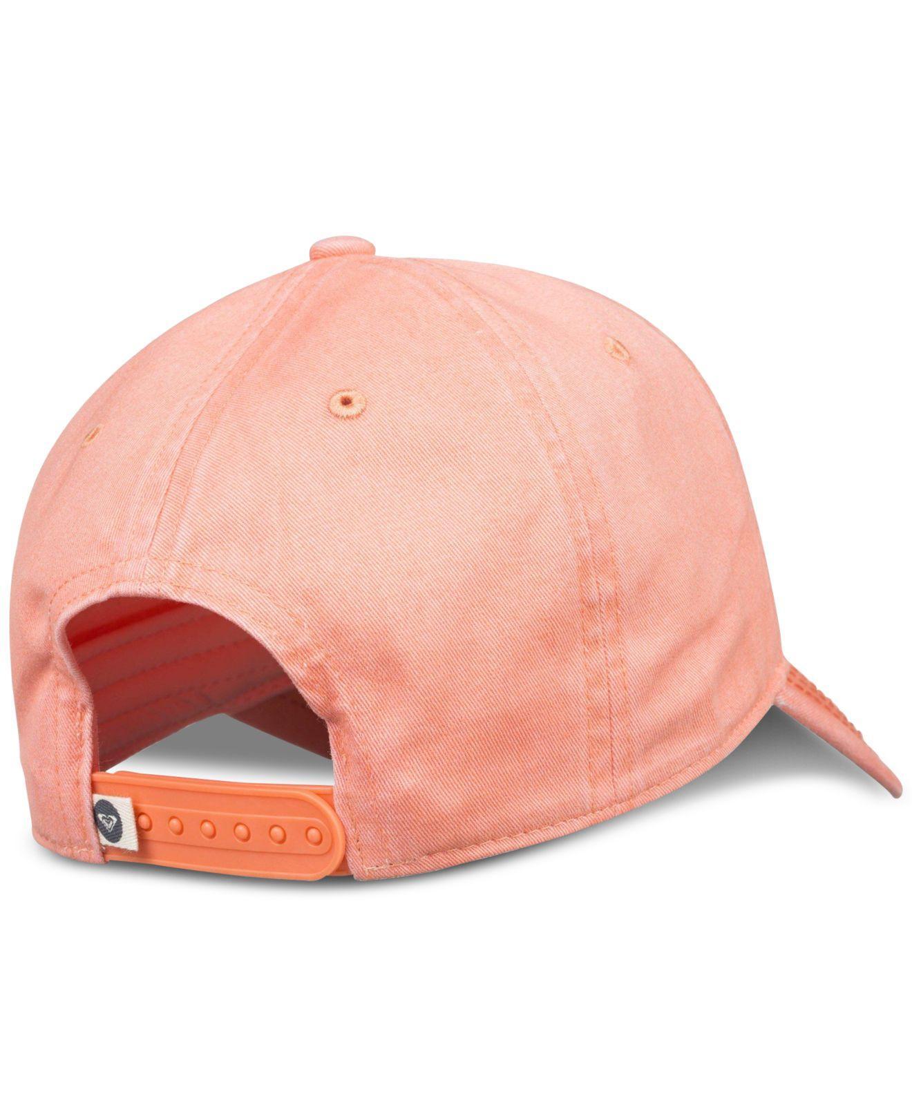 4d17d731001 Roxy - Pink Juniors  Next Level Cotton Pineapple Cap - Lyst. View fullscreen