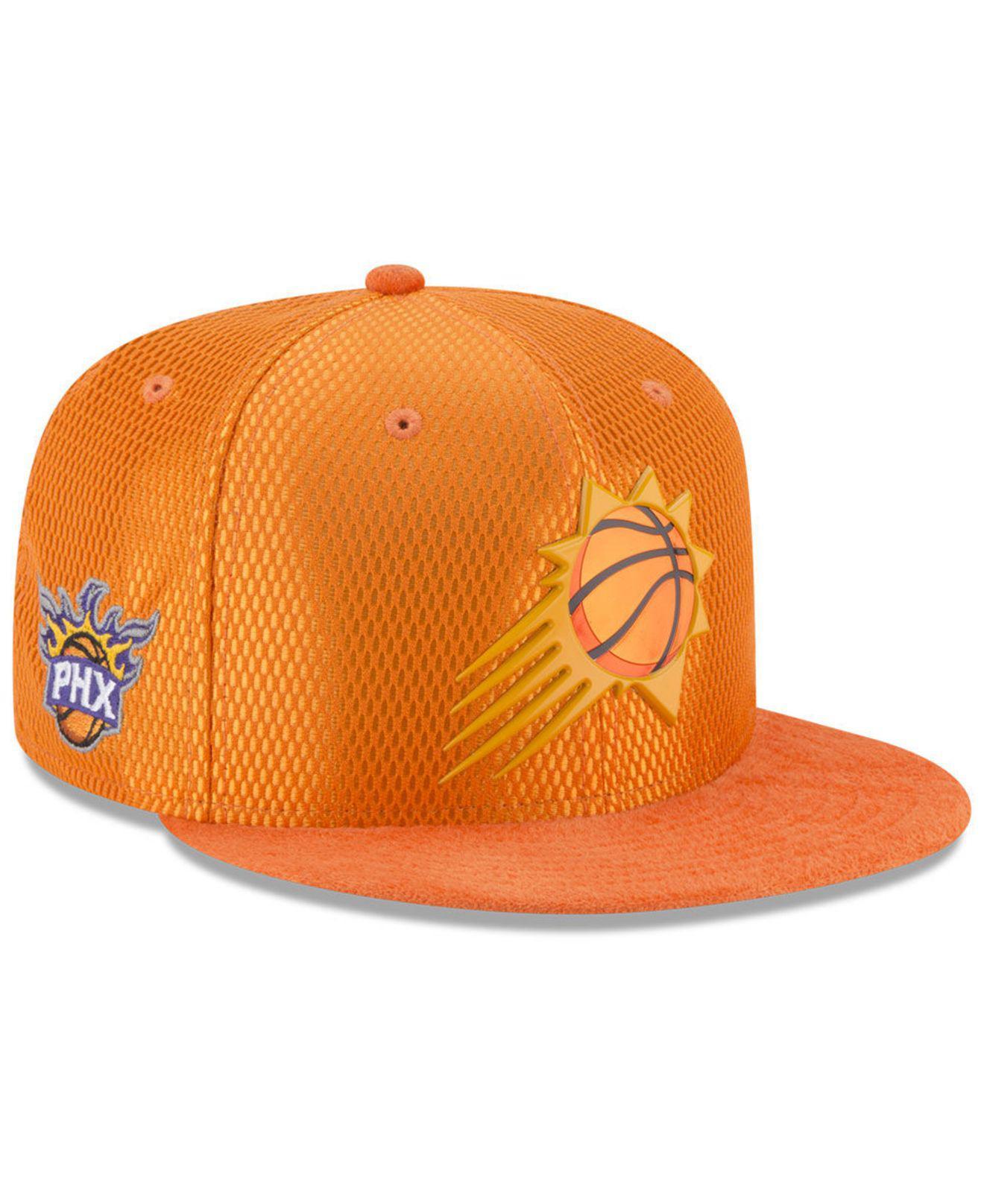 de5d4b2d3b1 Lyst - Ktz On Court Reverse 9fifty Snapback Cap in Orange for Men